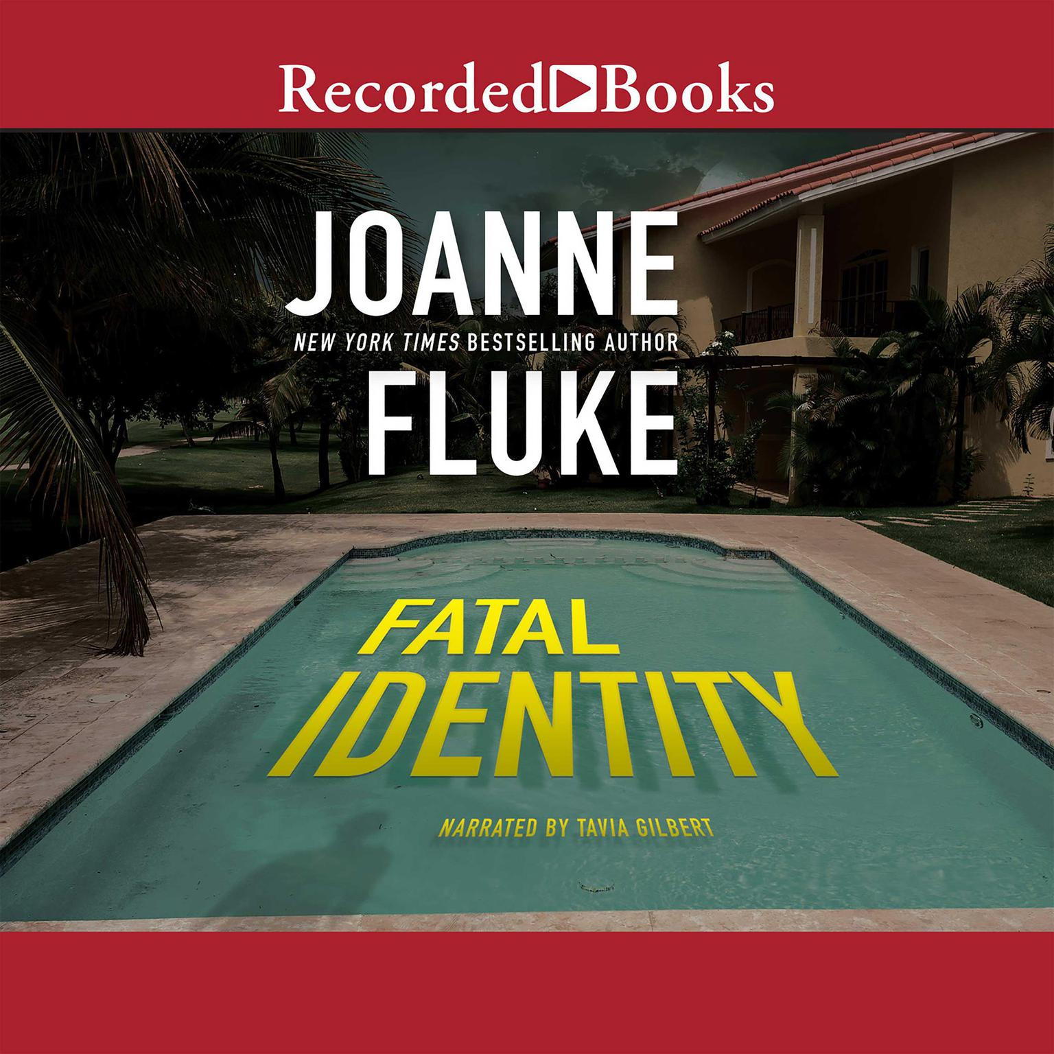 Printable Fatal Identity Audiobook Cover Art