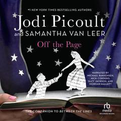 Off the Page Audiobook, by Jodi Picoult, Samantha Van Leer