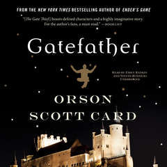 Gatefather Audiobook, by Orson Scott Card