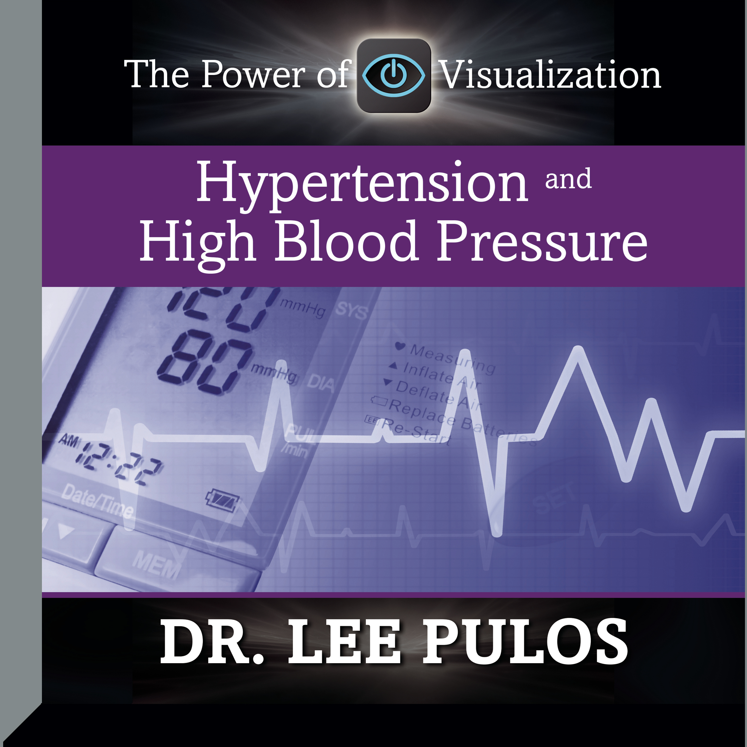 Printable Hypertension and High Blood Pressure Audiobook Cover Art