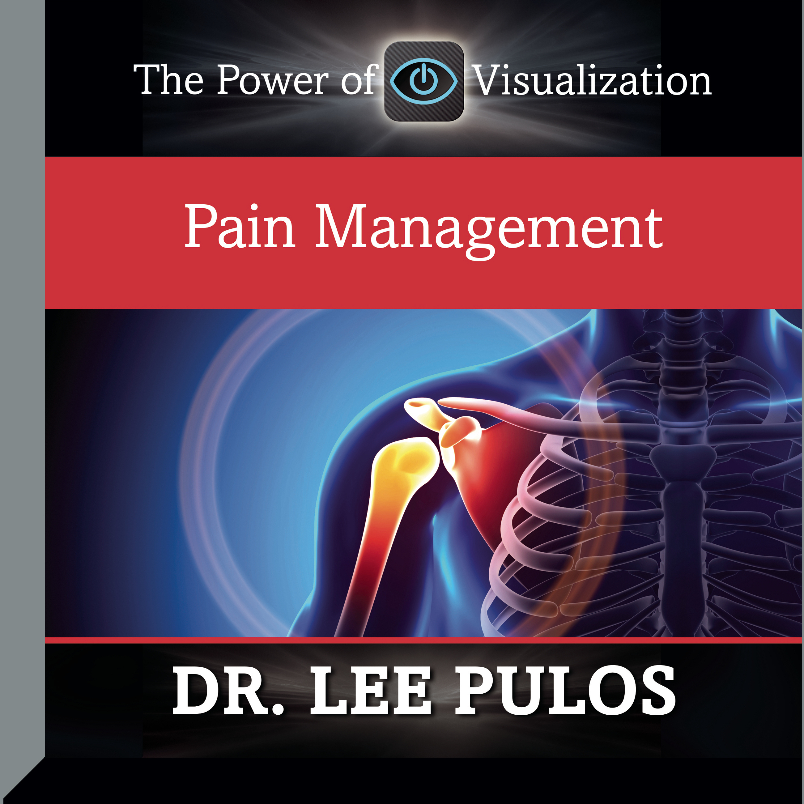 Printable Pain Management Audiobook Cover Art