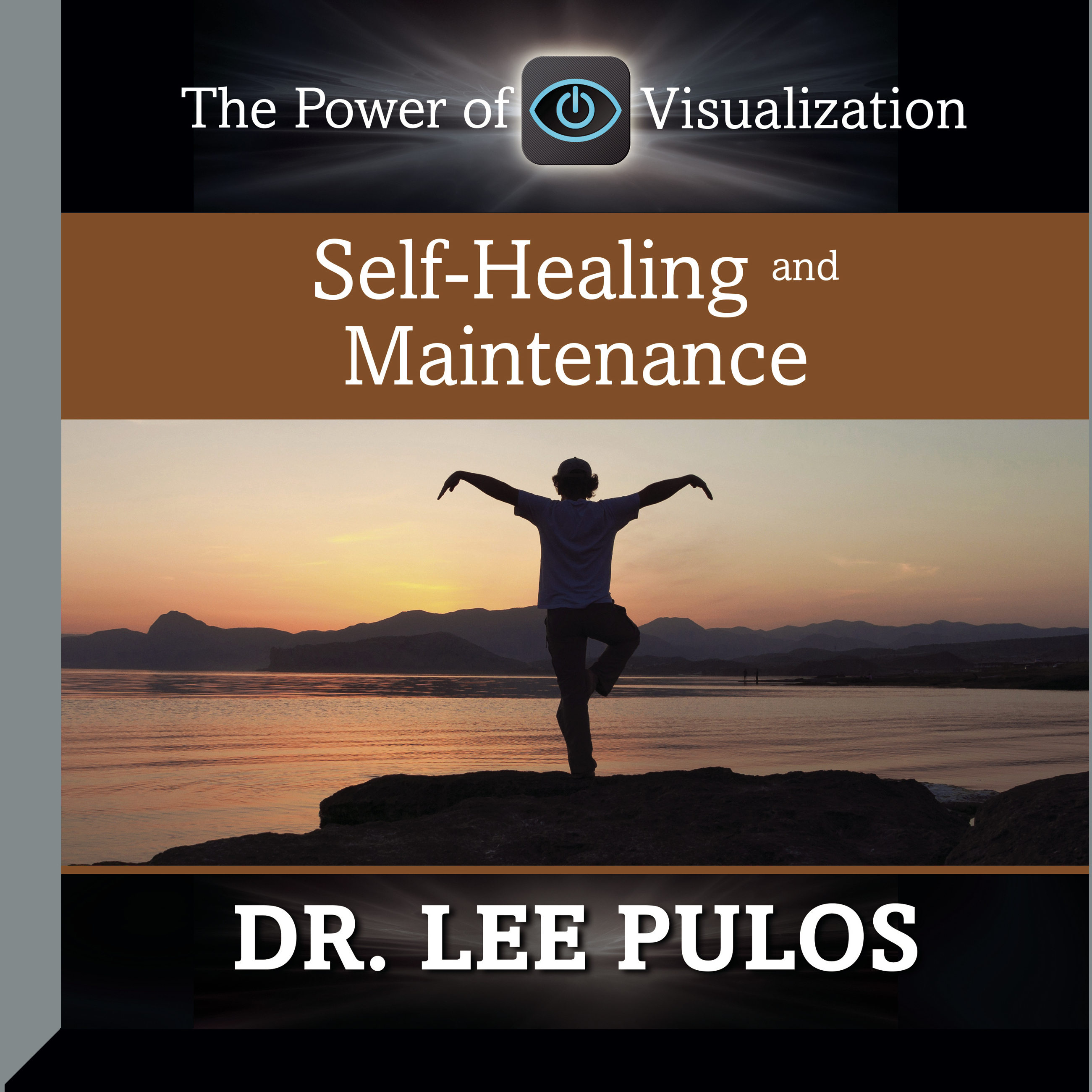 Printable Self-Healing and Maintenance Audiobook Cover Art