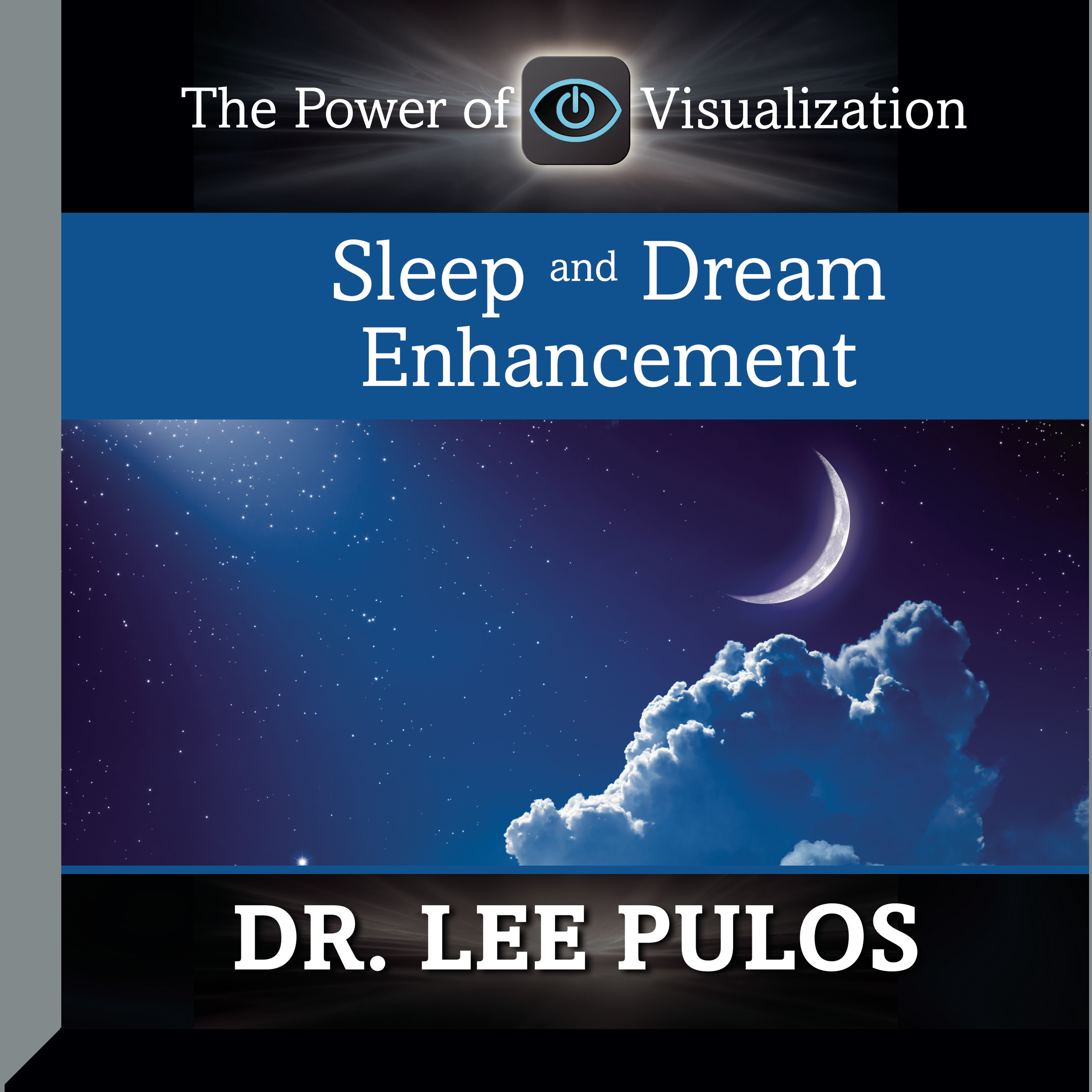 Printable Sleep and Dream Enhancement Audiobook Cover Art