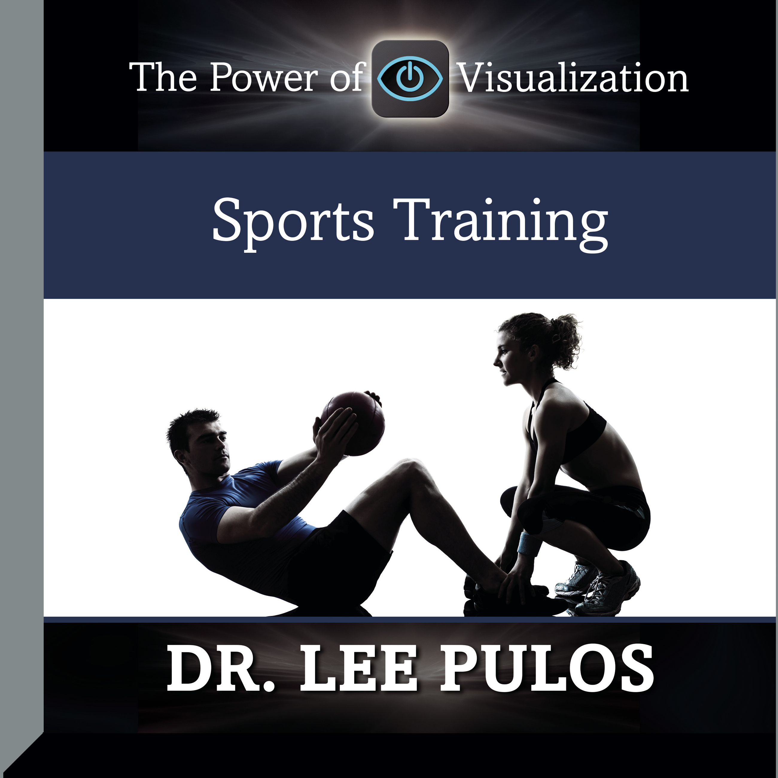 Printable Sports Training Audiobook Cover Art