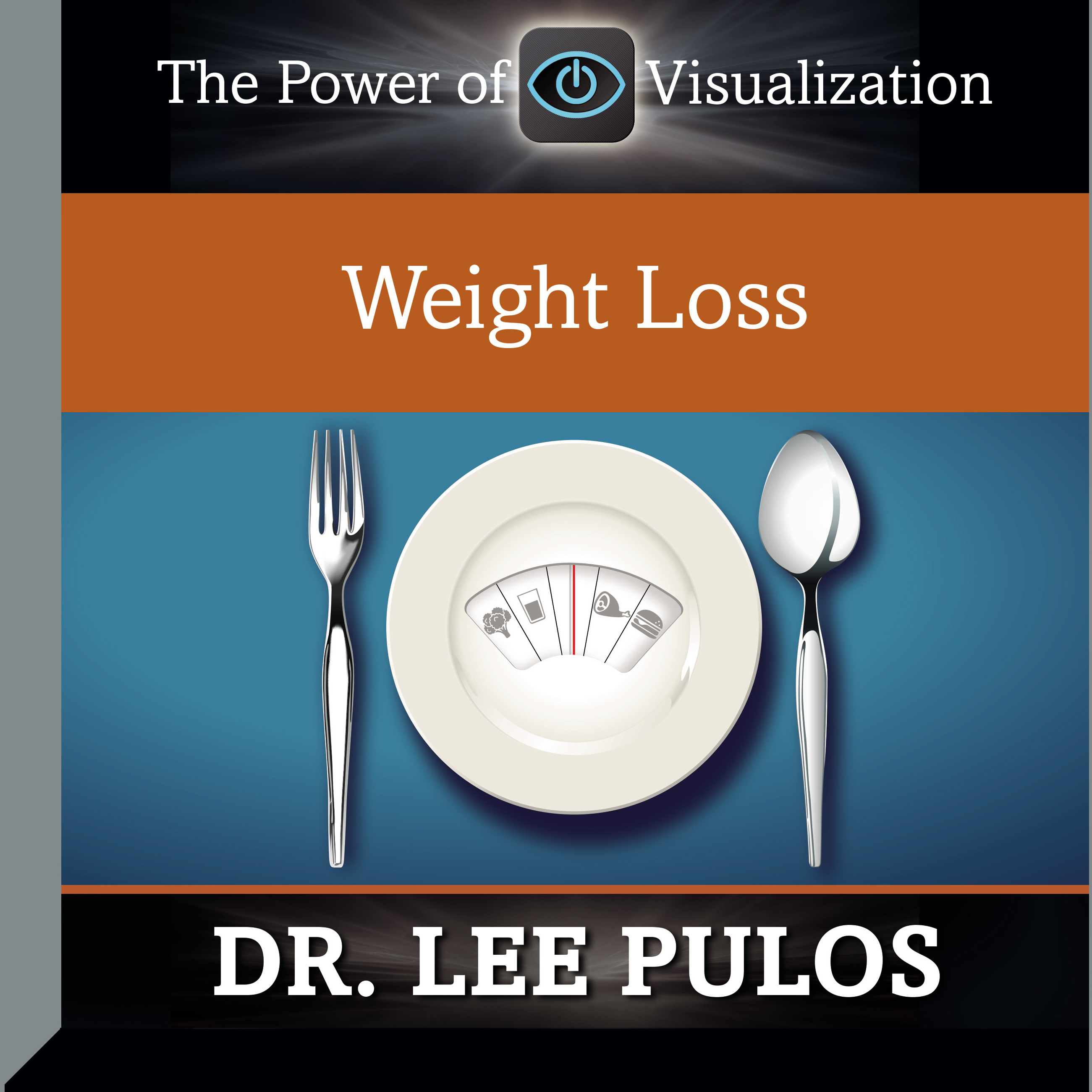 Printable Weight Loss Audiobook Cover Art