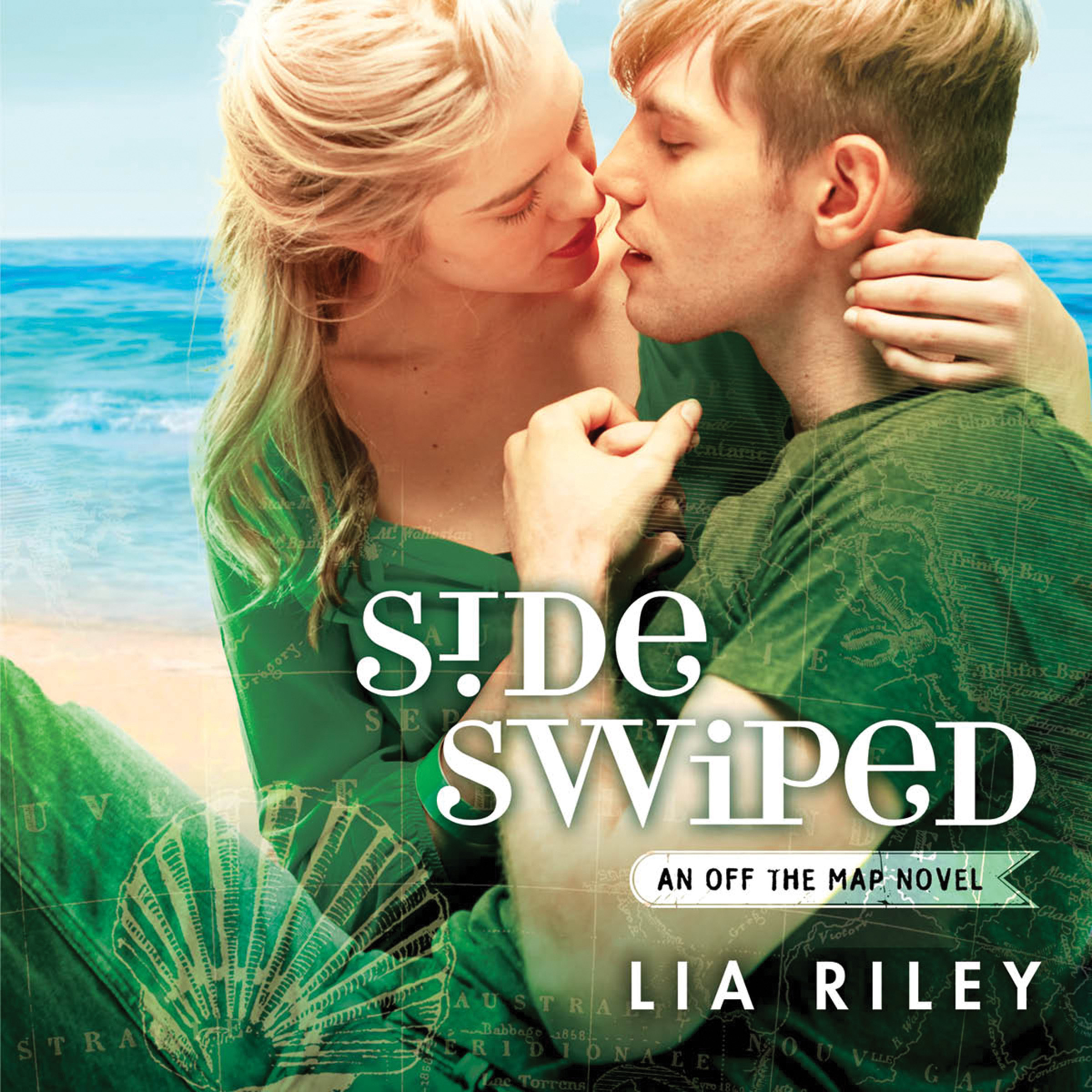 Printable Sideswiped Audiobook Cover Art