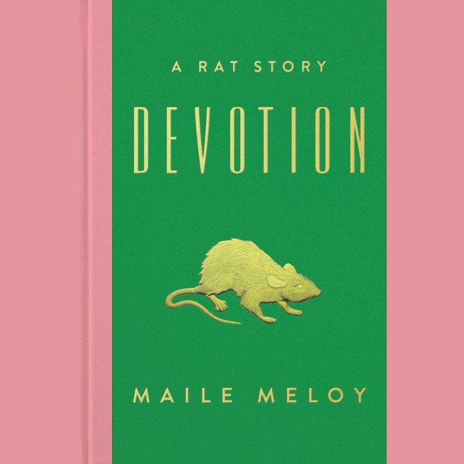 Printable Devotion: A Rat Story Audiobook Cover Art