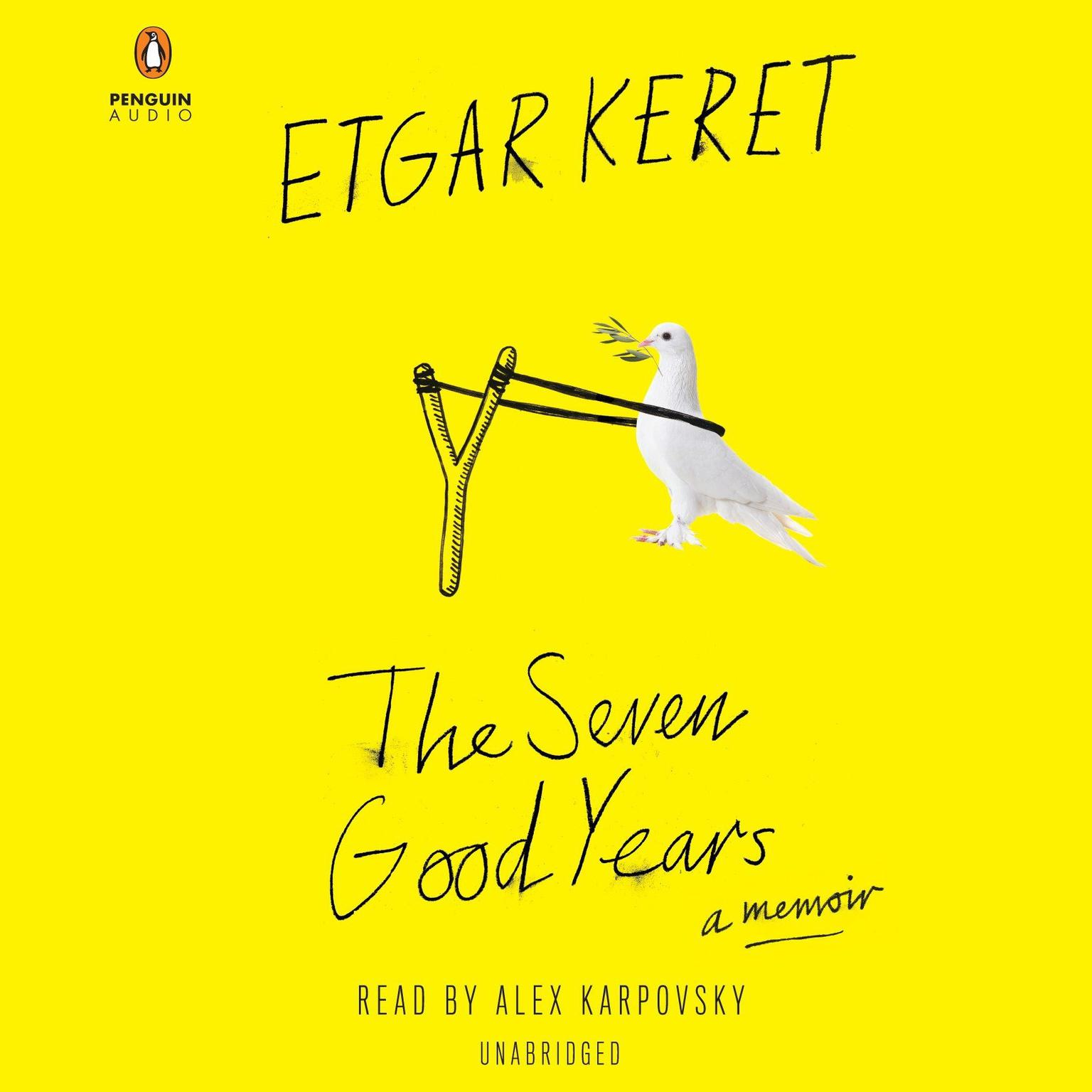 Printable The Seven Good Years: A Memoir Audiobook Cover Art