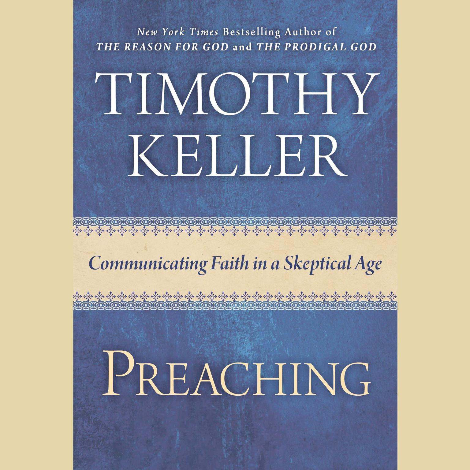 Printable Preaching: Communicating Faith in an Age of Skepticism Audiobook Cover Art