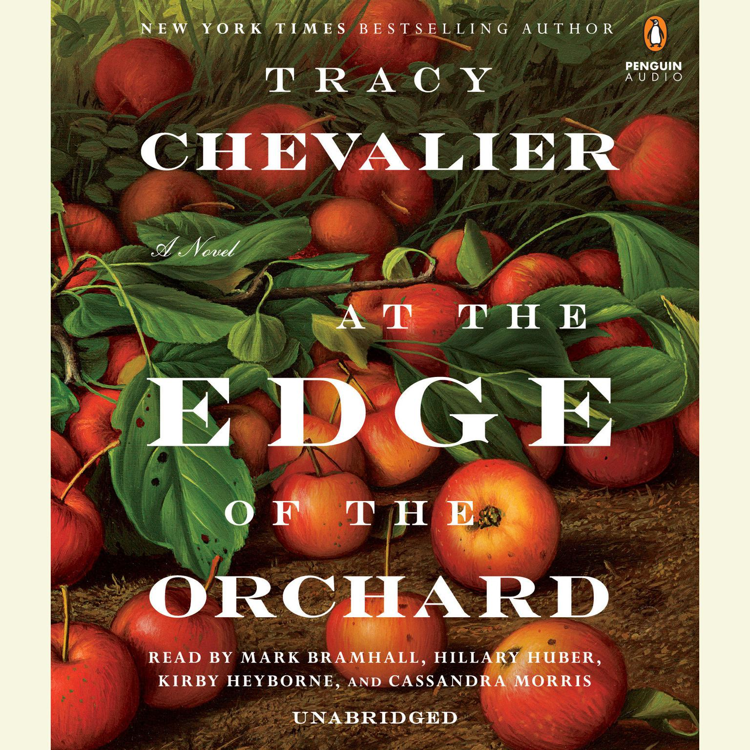 Printable At the Edge of the Orchard Audiobook Cover Art