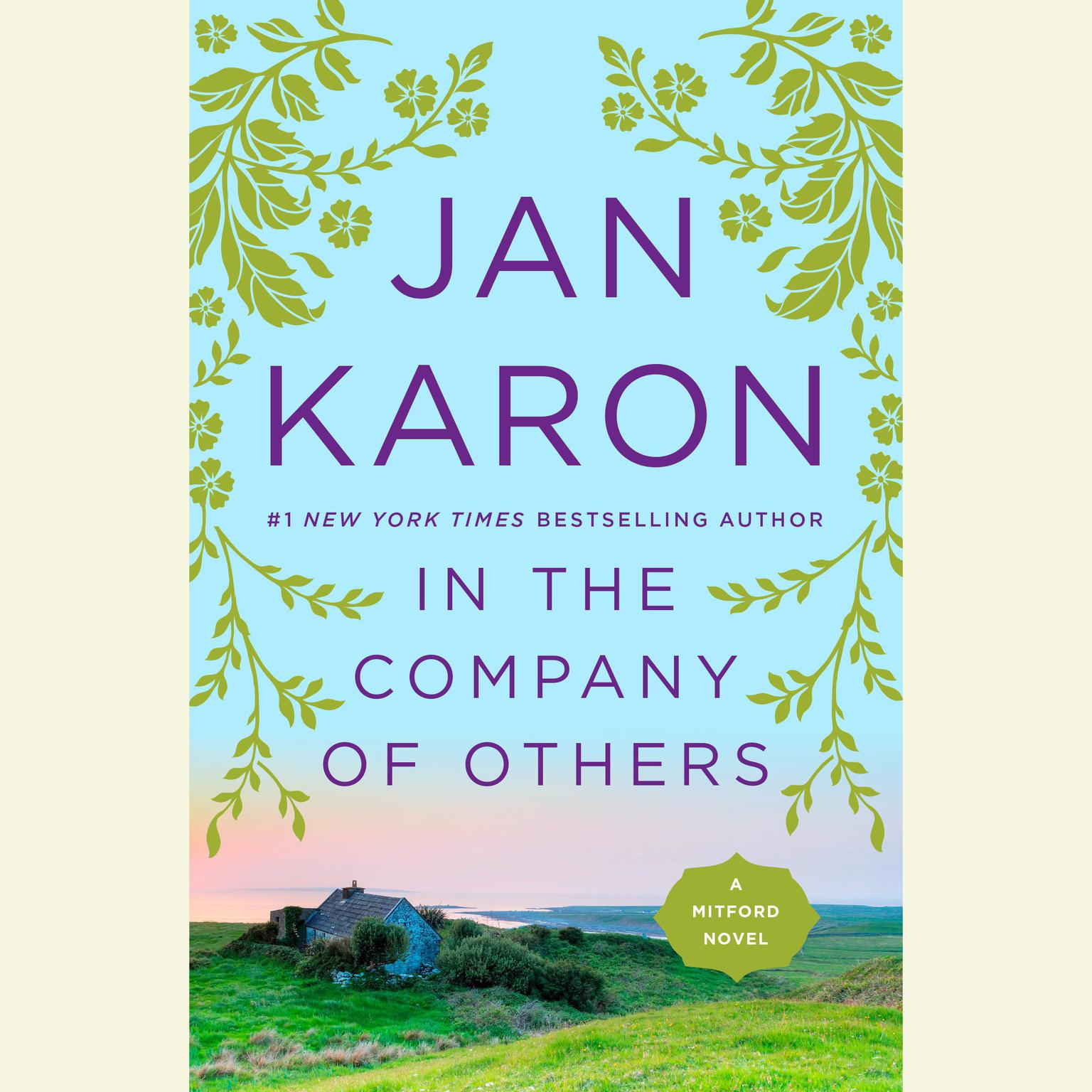 Printable In the Company of Others Audiobook Cover Art