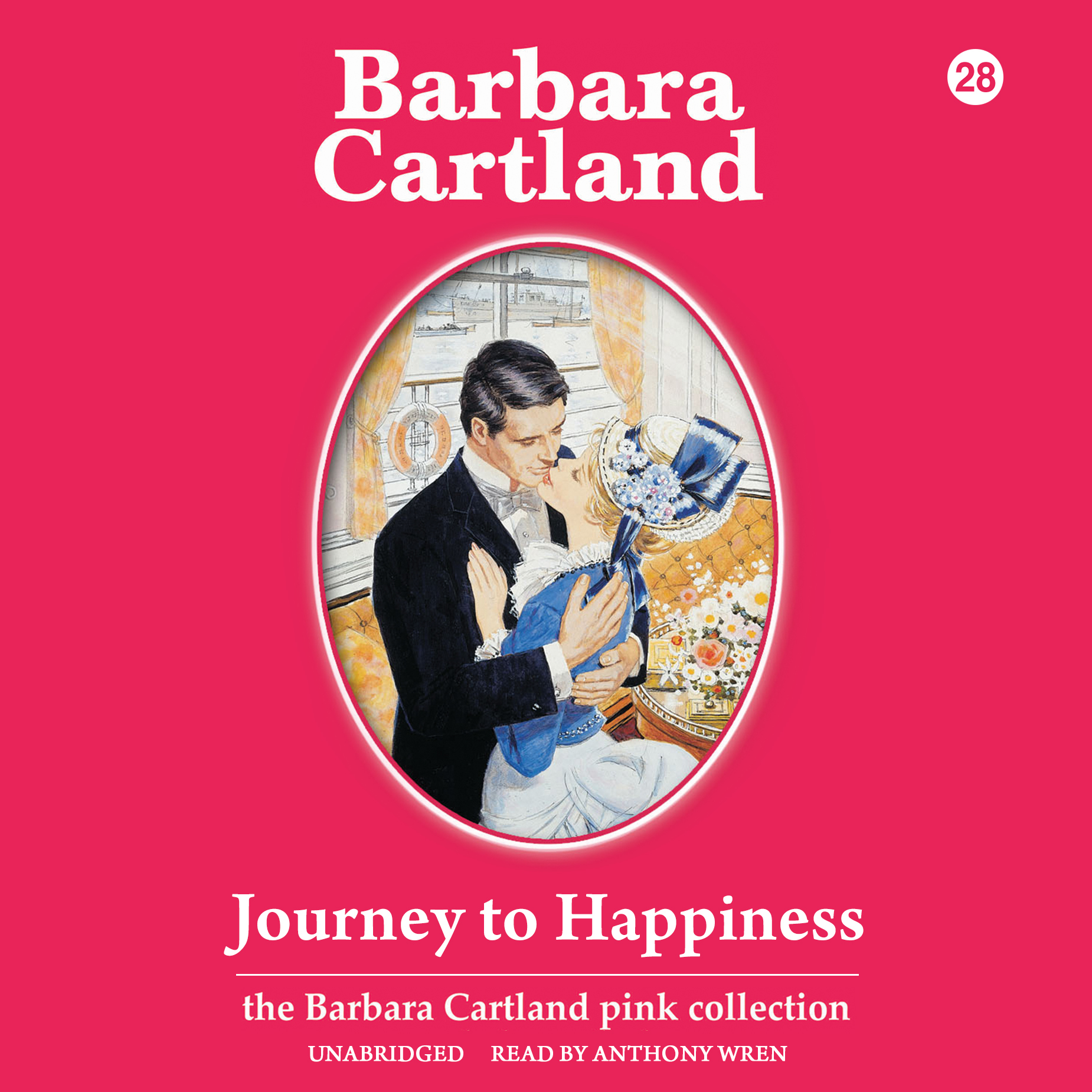 Printable Journey to Happiness Audiobook Cover Art