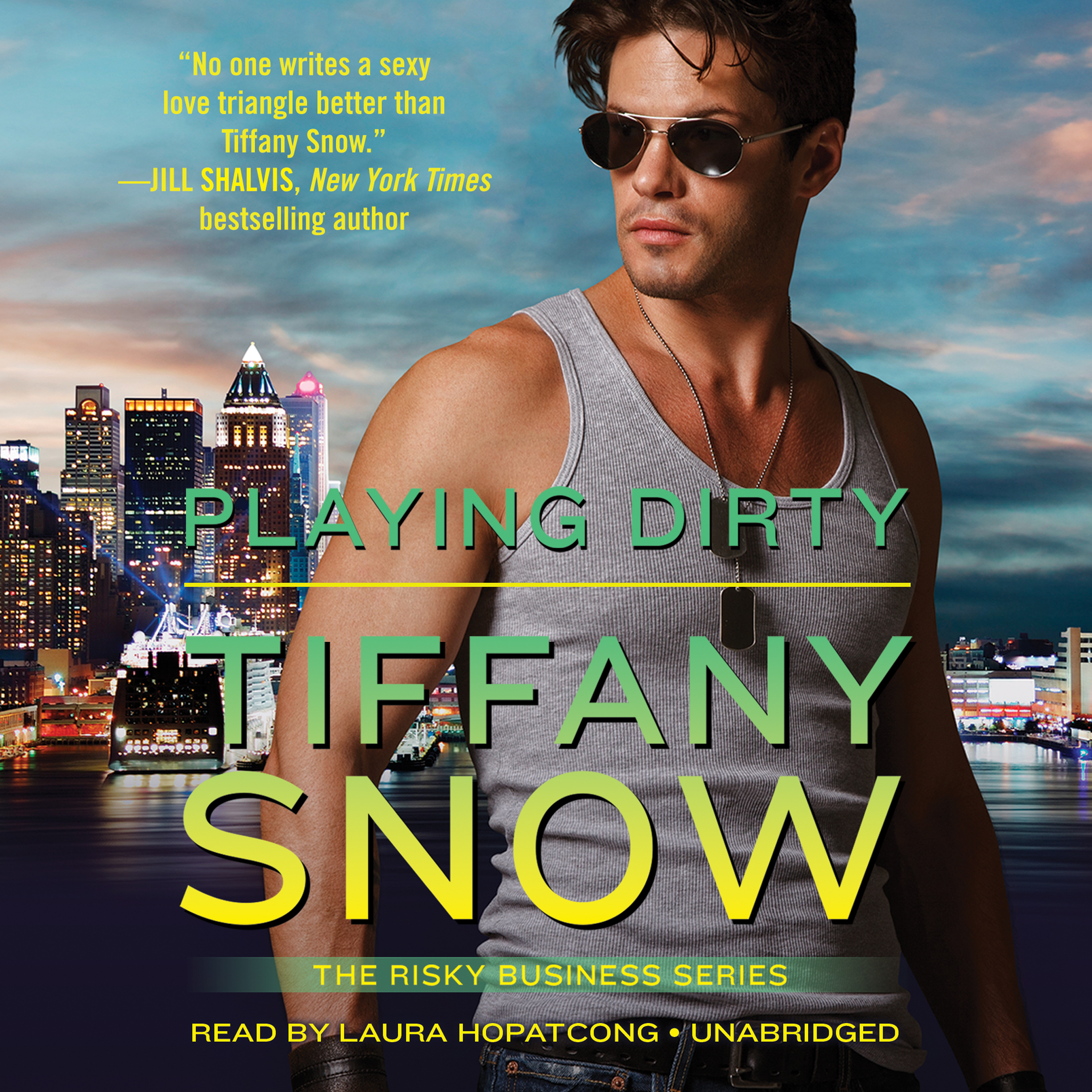 Printable Playing Dirty Audiobook Cover Art