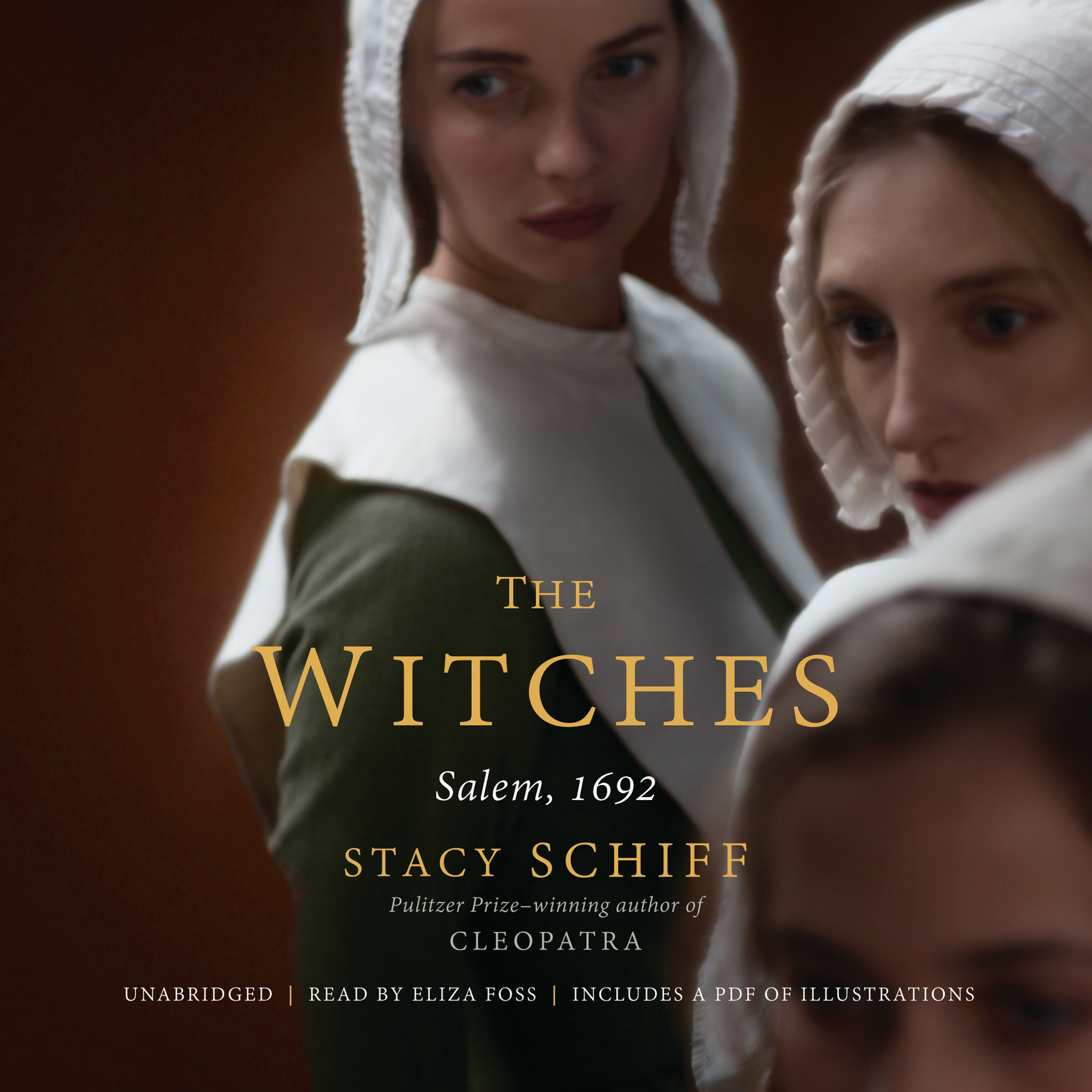 Printable The Witches: Salem, 1692 Audiobook Cover Art