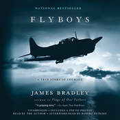 Flyboys: A True Story of Courage Audiobook, by James Bradley