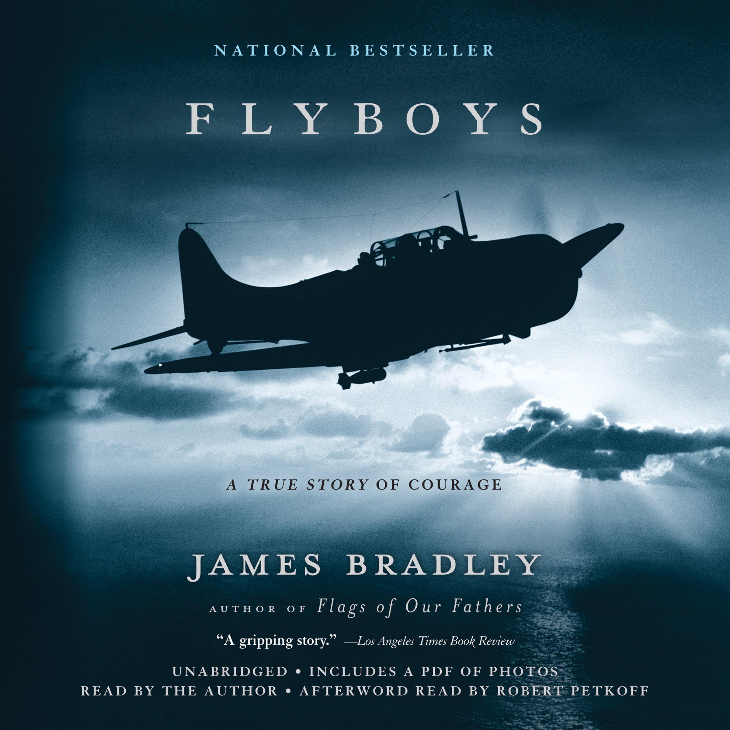 Printable Flyboys: A True Story of Courage Audiobook Cover Art