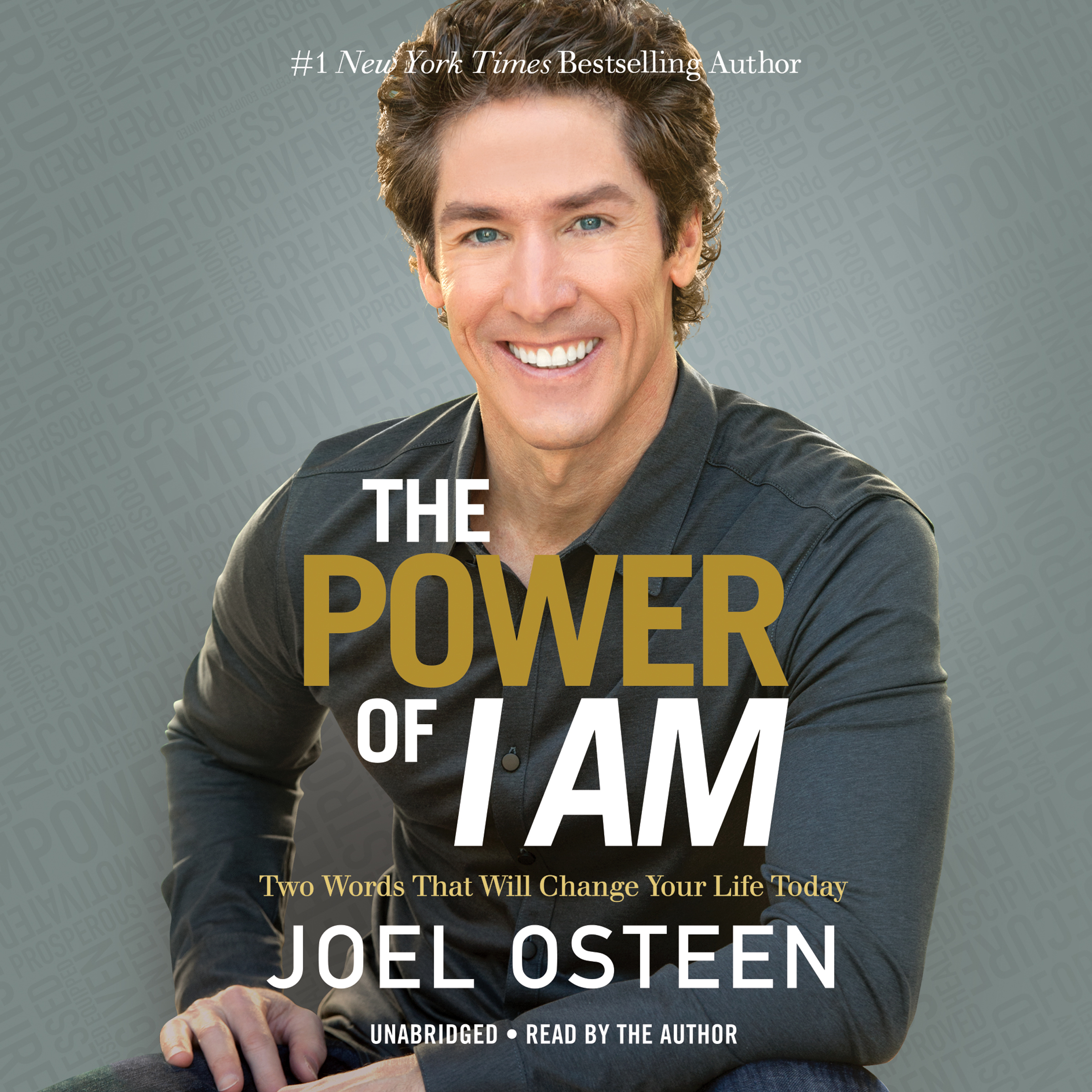 Printable The Power of I Am: Two Words That Will Change Your Life Today Audiobook Cover Art