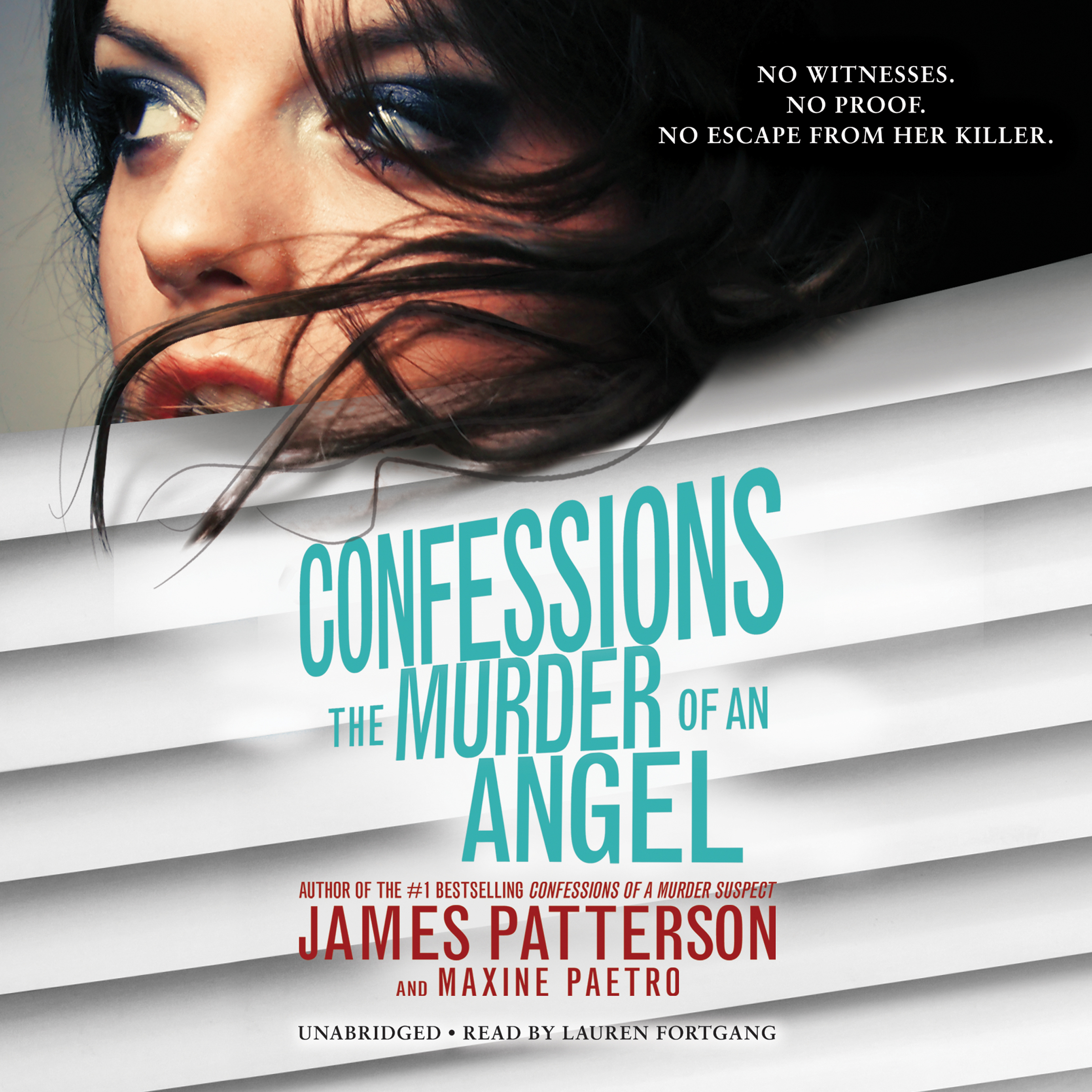 Printable Confessions: The Murder of an Angel Audiobook Cover Art