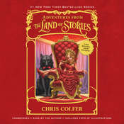 Adventures from the Land of Stories, Boxed Set: The Mother Goose Diaries and Queen Red Riding Hood's Guide to Royalty, by Chris Colfer