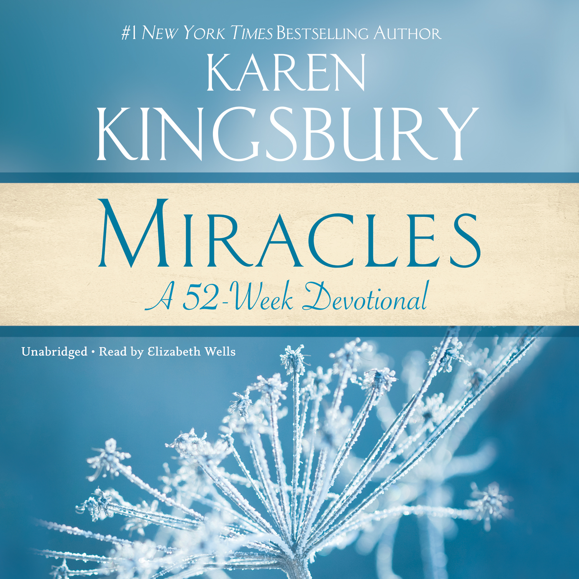 Printable Miracles: A 52-Week Devotional Audiobook Cover Art