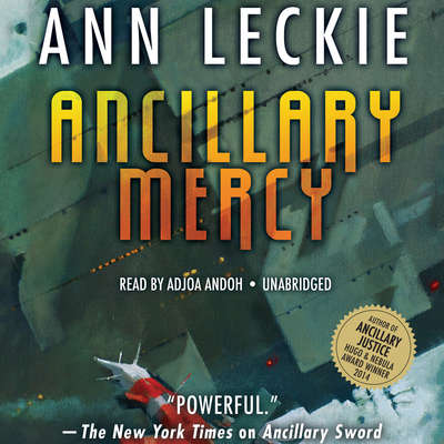 Ancillary Mercy Audiobook, by Ann Leckie
