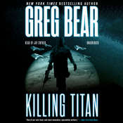 Killing Titan, by Greg Bear