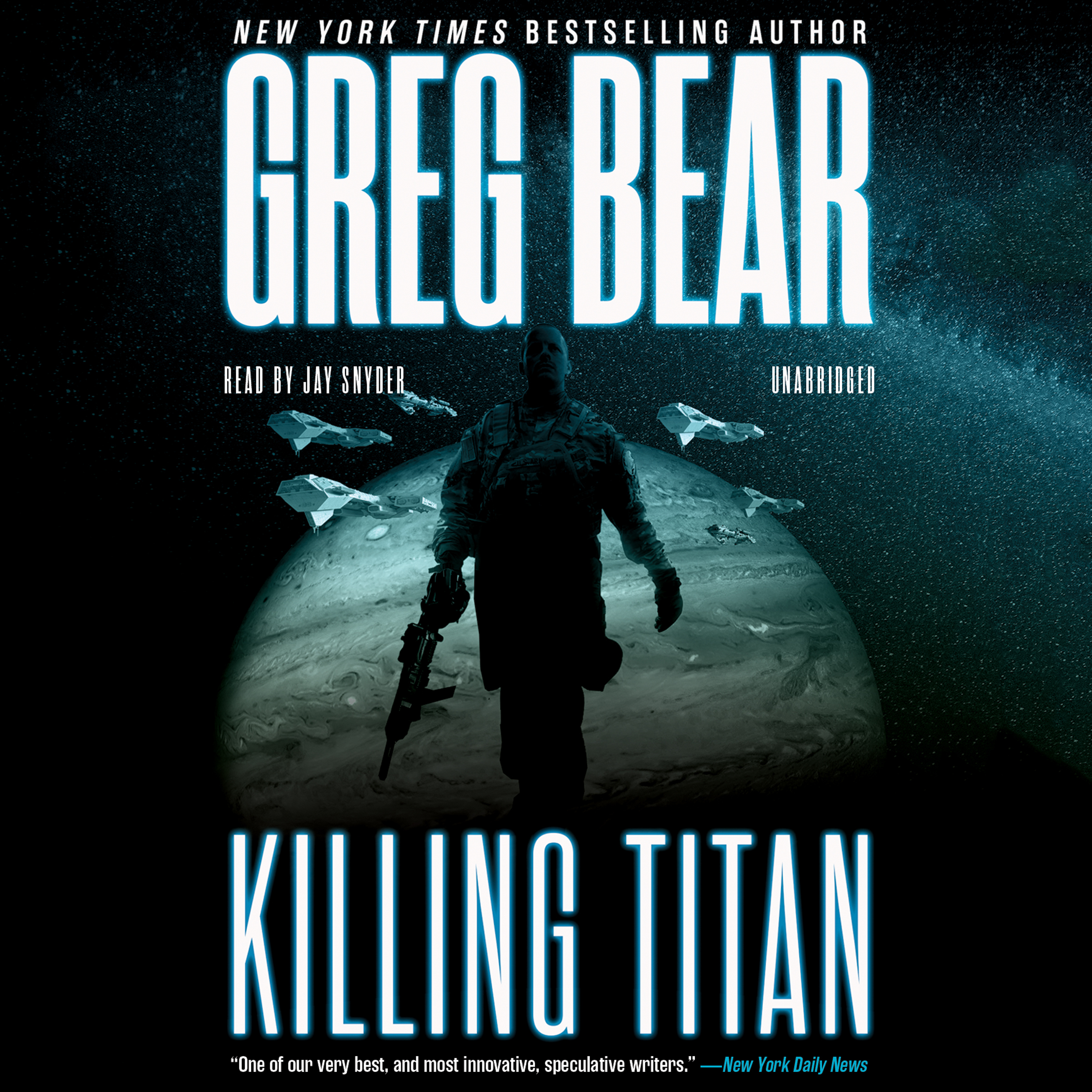 Printable Killing Titan Audiobook Cover Art