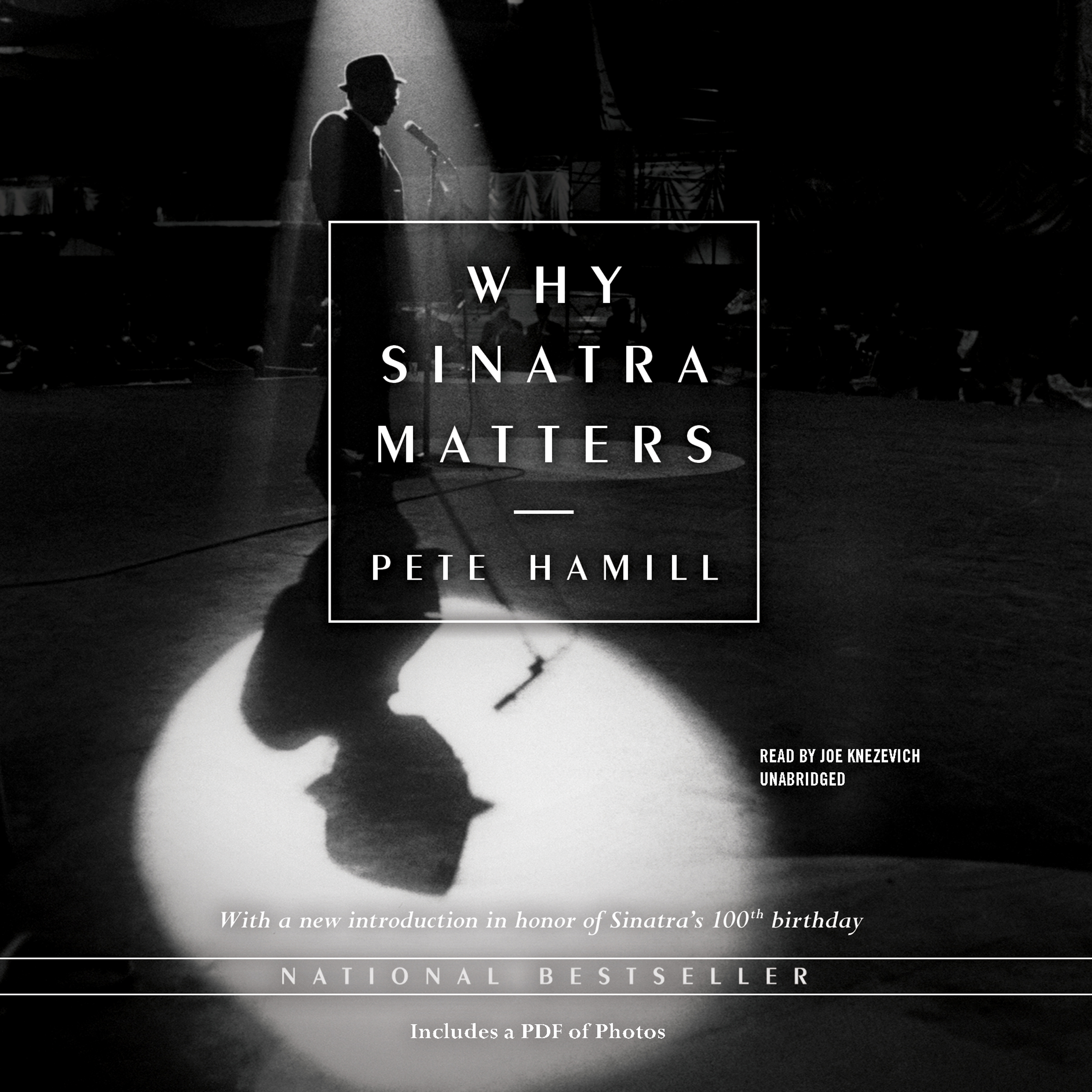 Printable Why Sinatra Matters Audiobook Cover Art