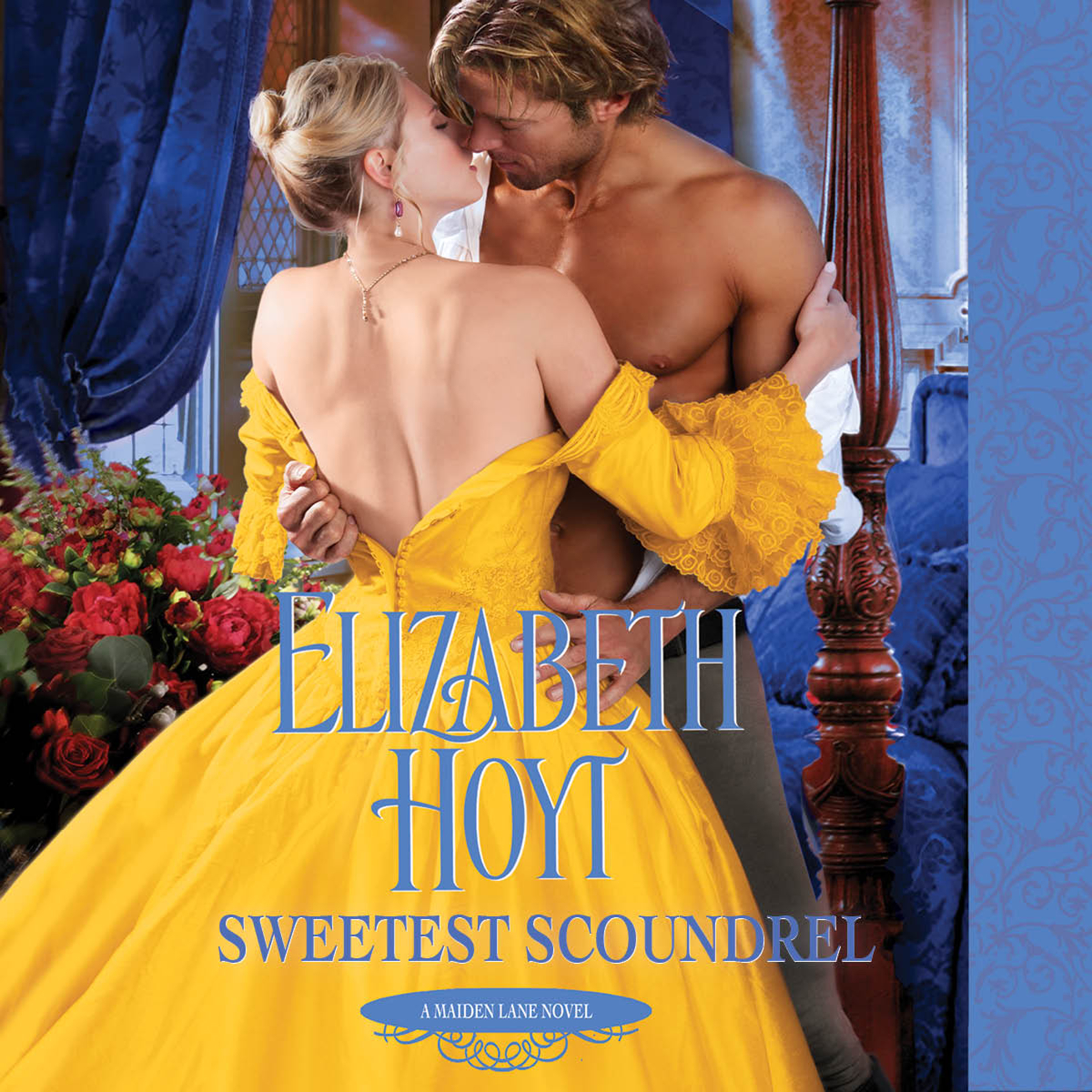 Printable Sweetest Scoundrel Audiobook Cover Art