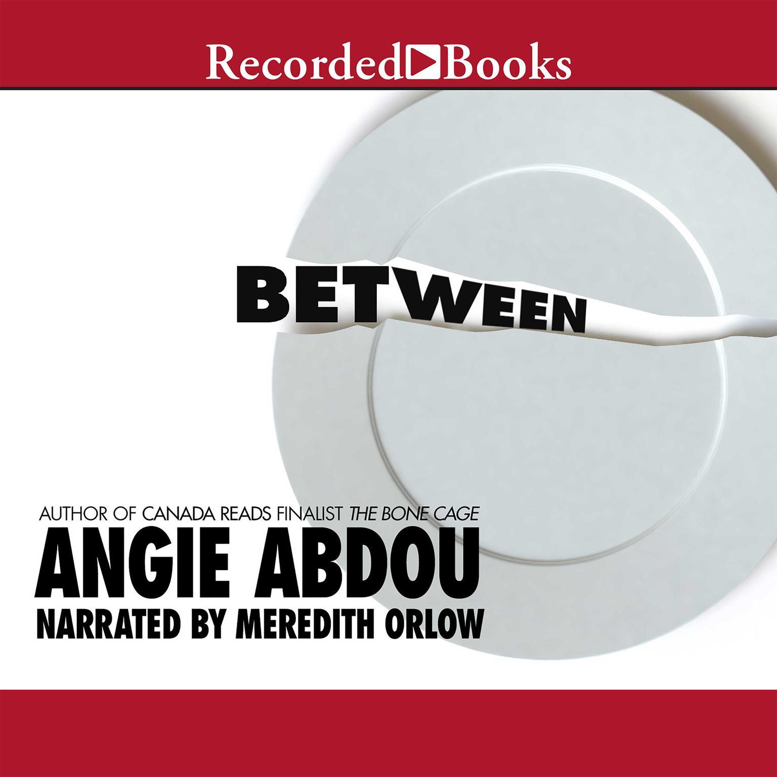 Printable Between Audiobook Cover Art