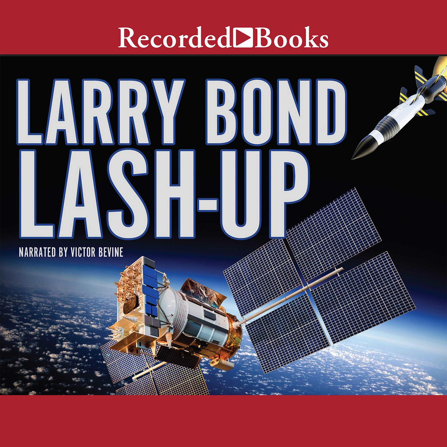 Printable Lash-Up Audiobook Cover Art