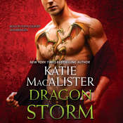 Dragon Storm Audiobook, by Katie MacAlister