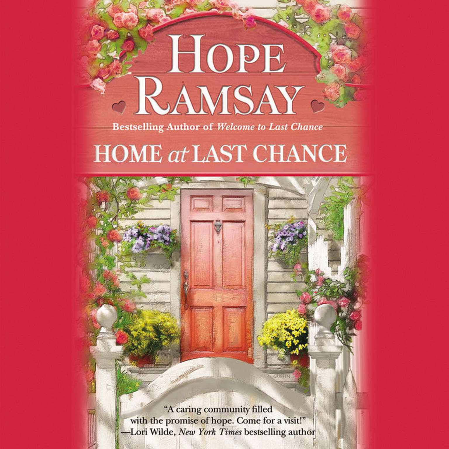 Printable Home at Last Chance Audiobook Cover Art