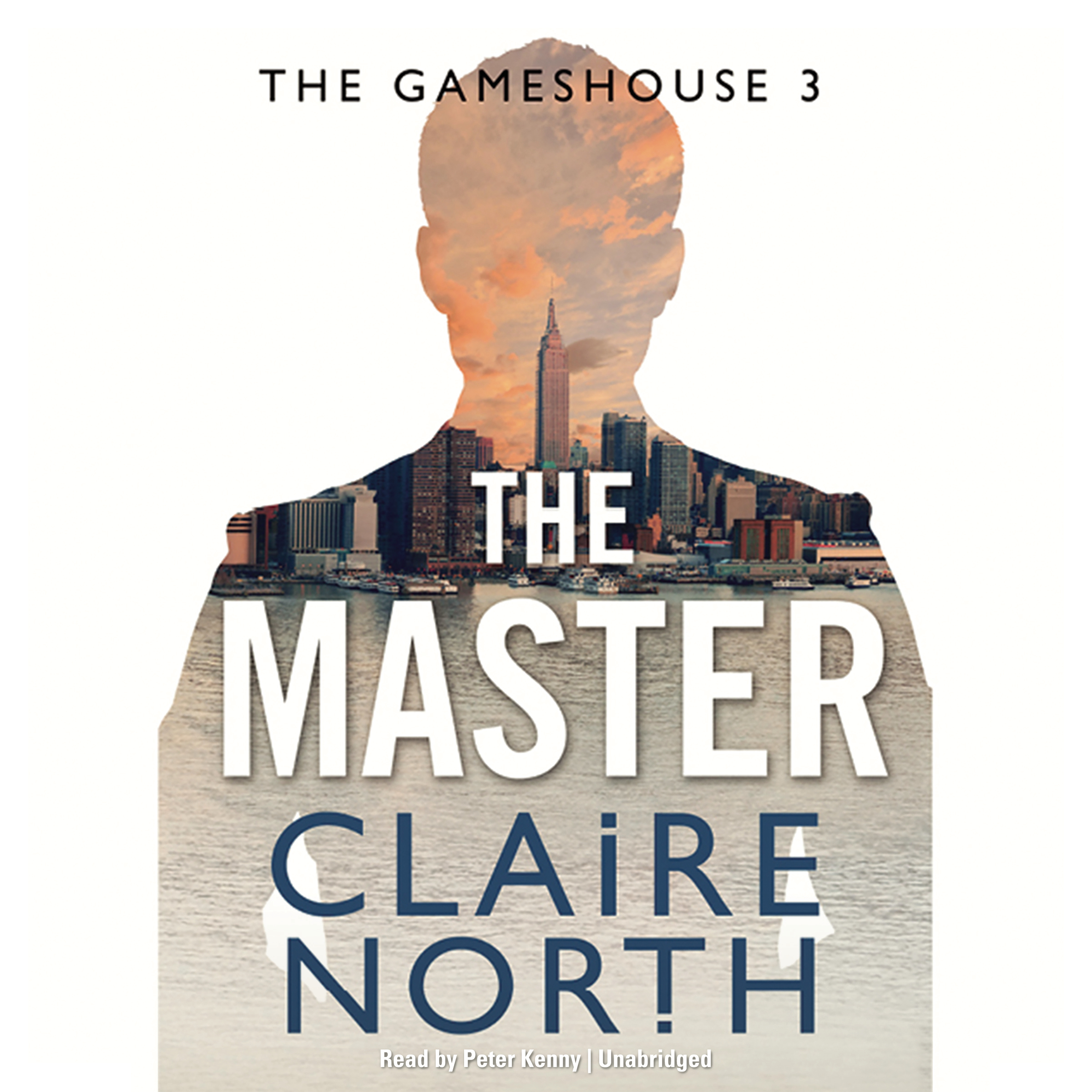 Printable The Master: Gameshouse Novella 3 Audiobook Cover Art