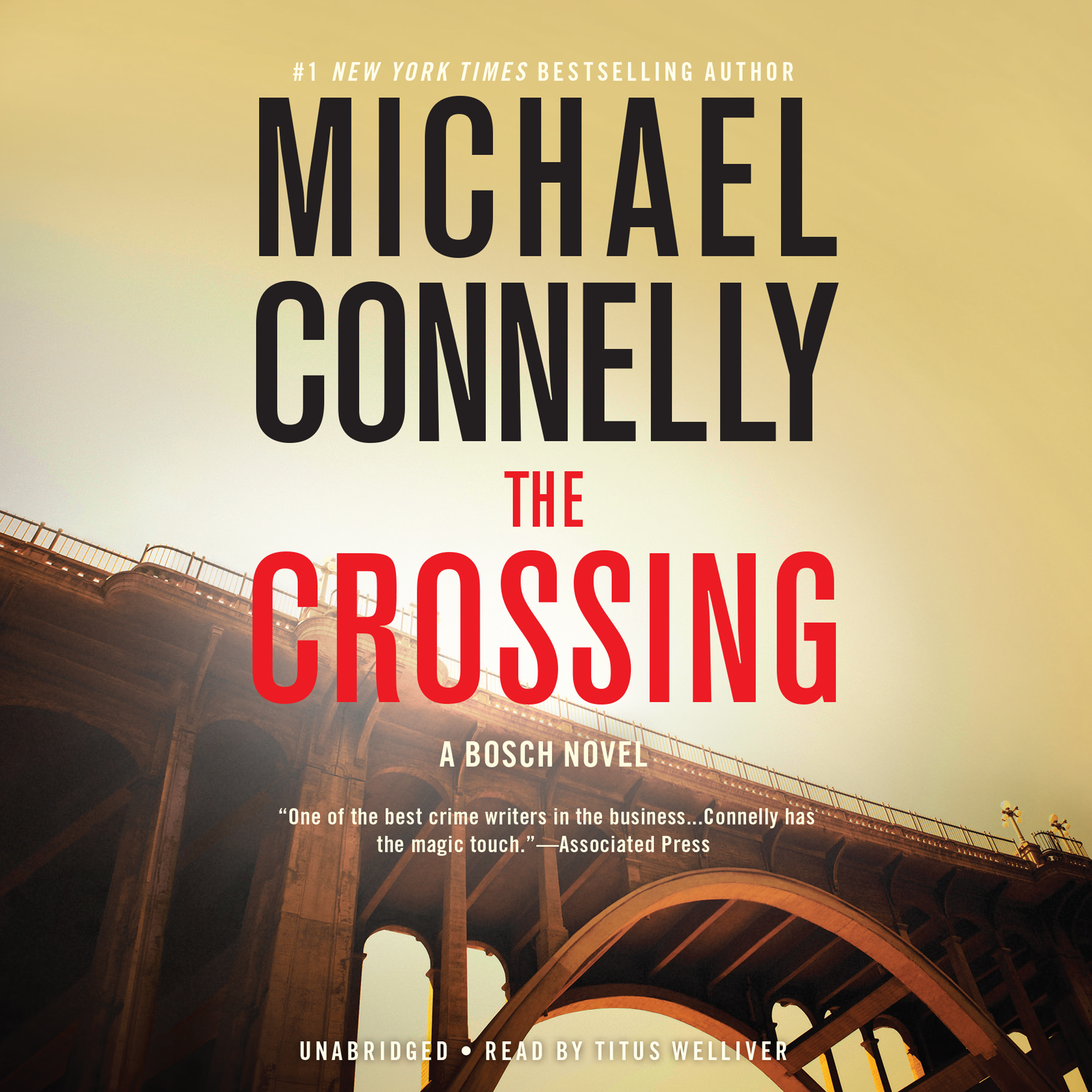Printable The Crossing Audiobook Cover Art