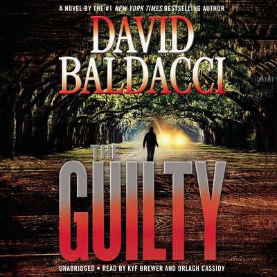 The Guilty Audiobook, by David Baldacci