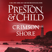 Crimson Shore Audiobook, by Douglas Preston, Lincoln Child