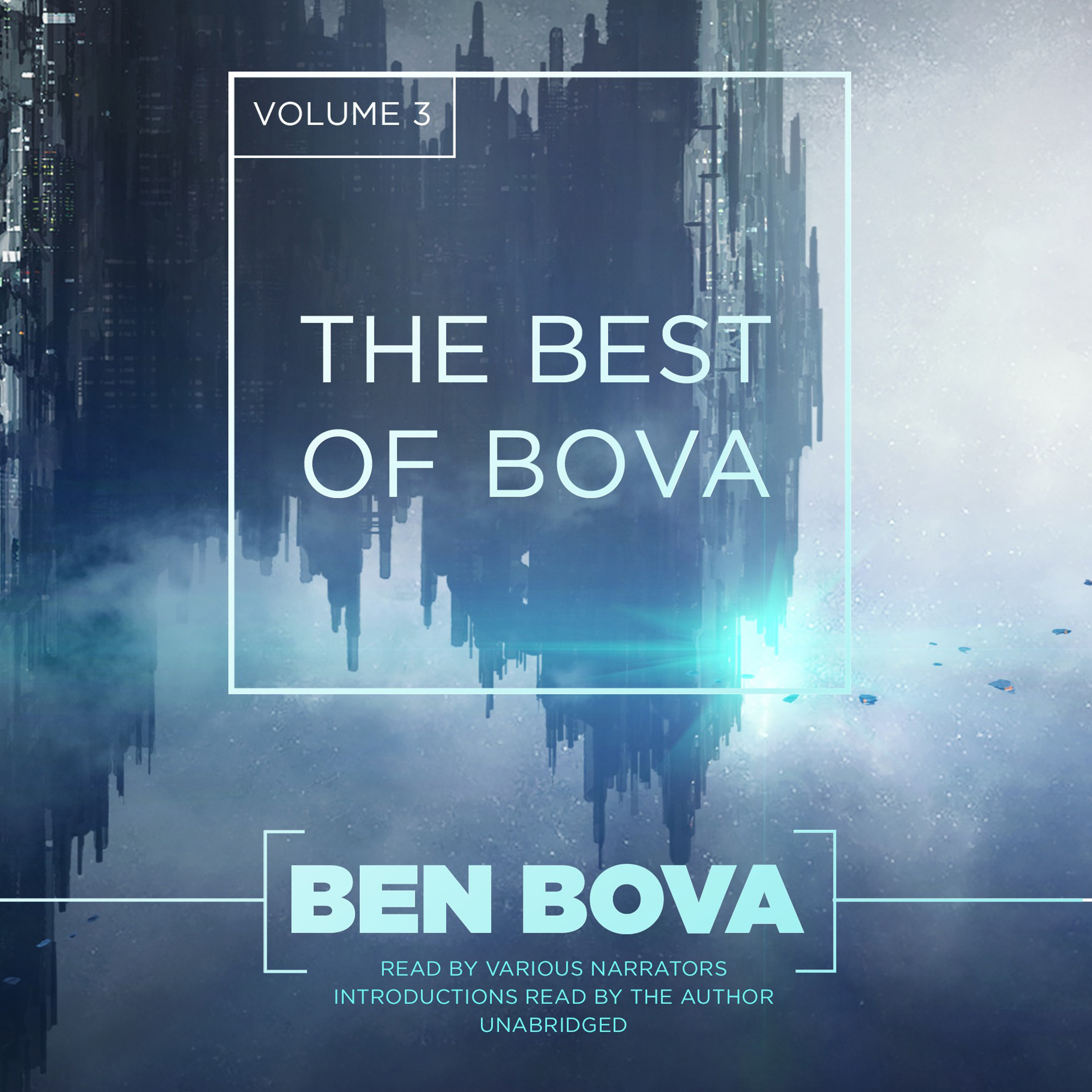 Printable The Best of Bova, Vol. 3 Audiobook Cover Art