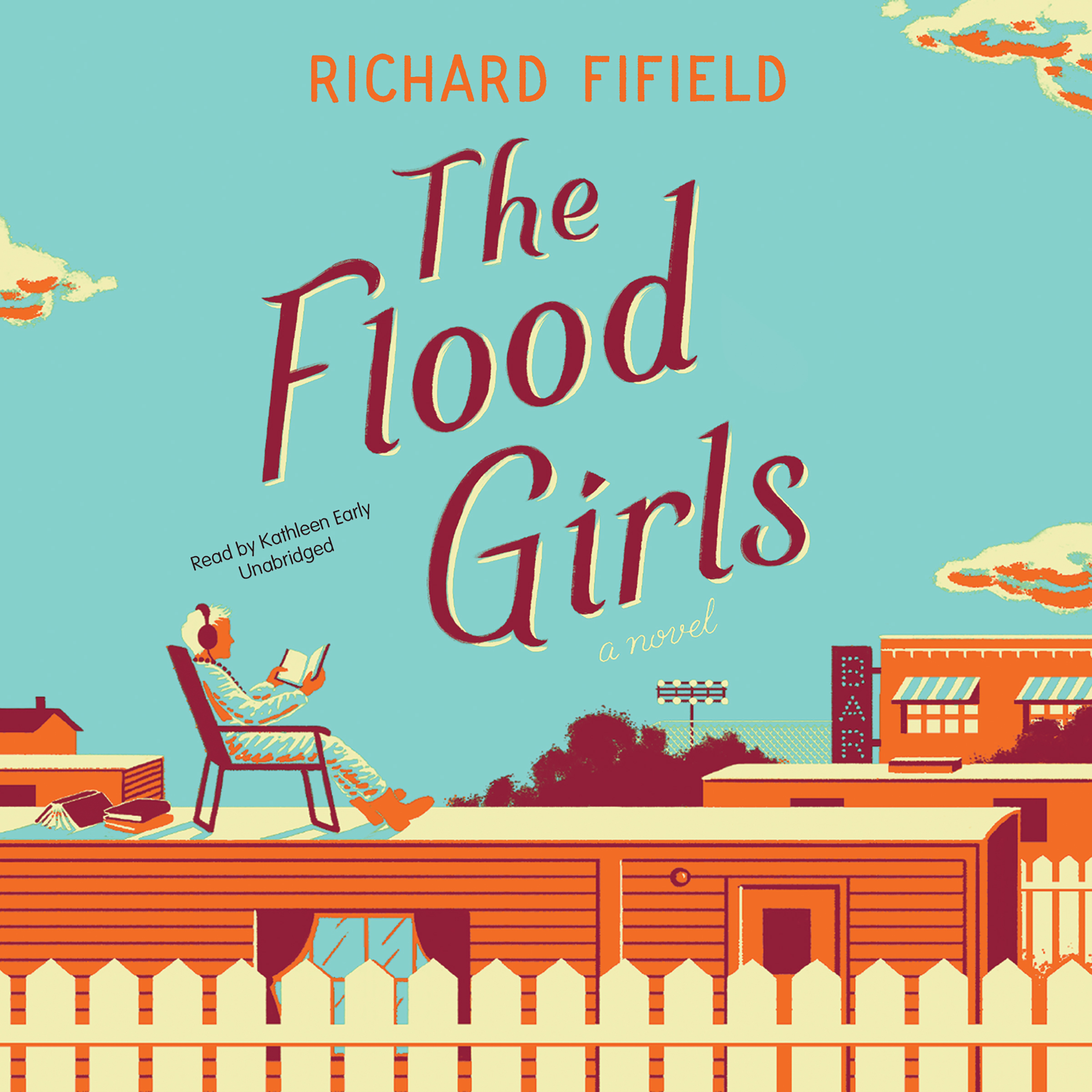 Printable The Flood Girls: A Novel Audiobook Cover Art