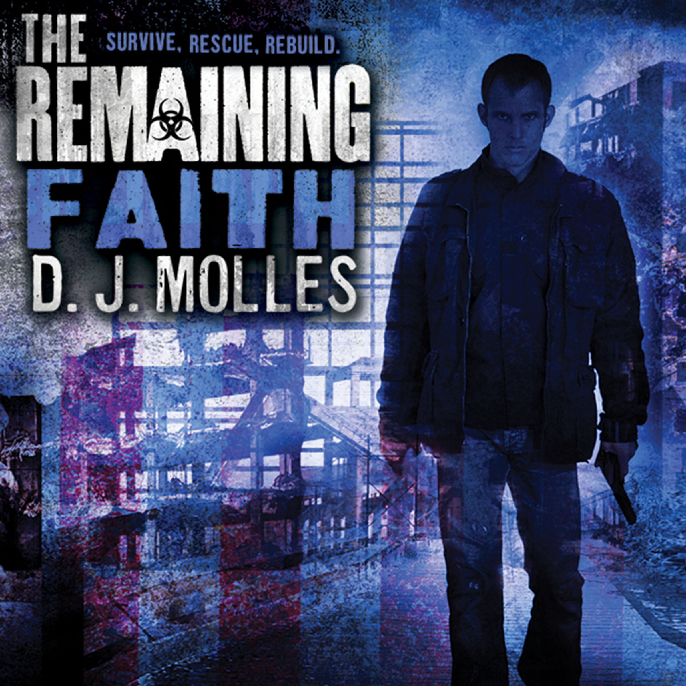 Printable The Remaining: Faith: A Novella Audiobook Cover Art