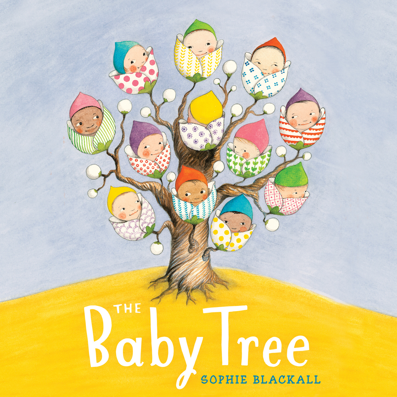 Printable The Baby Tree Audiobook Cover Art