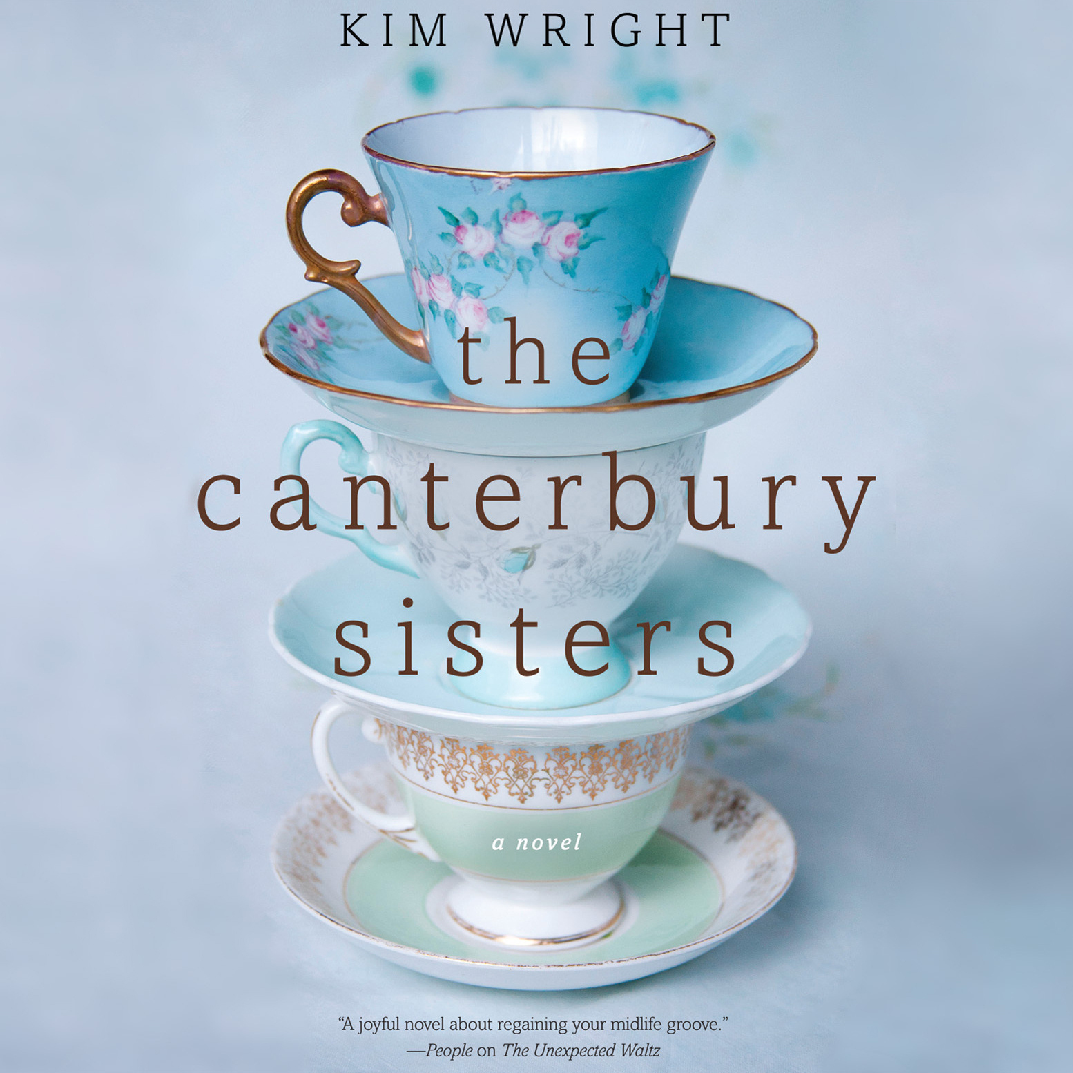 Printable The Canterbury Sisters Audiobook Cover Art