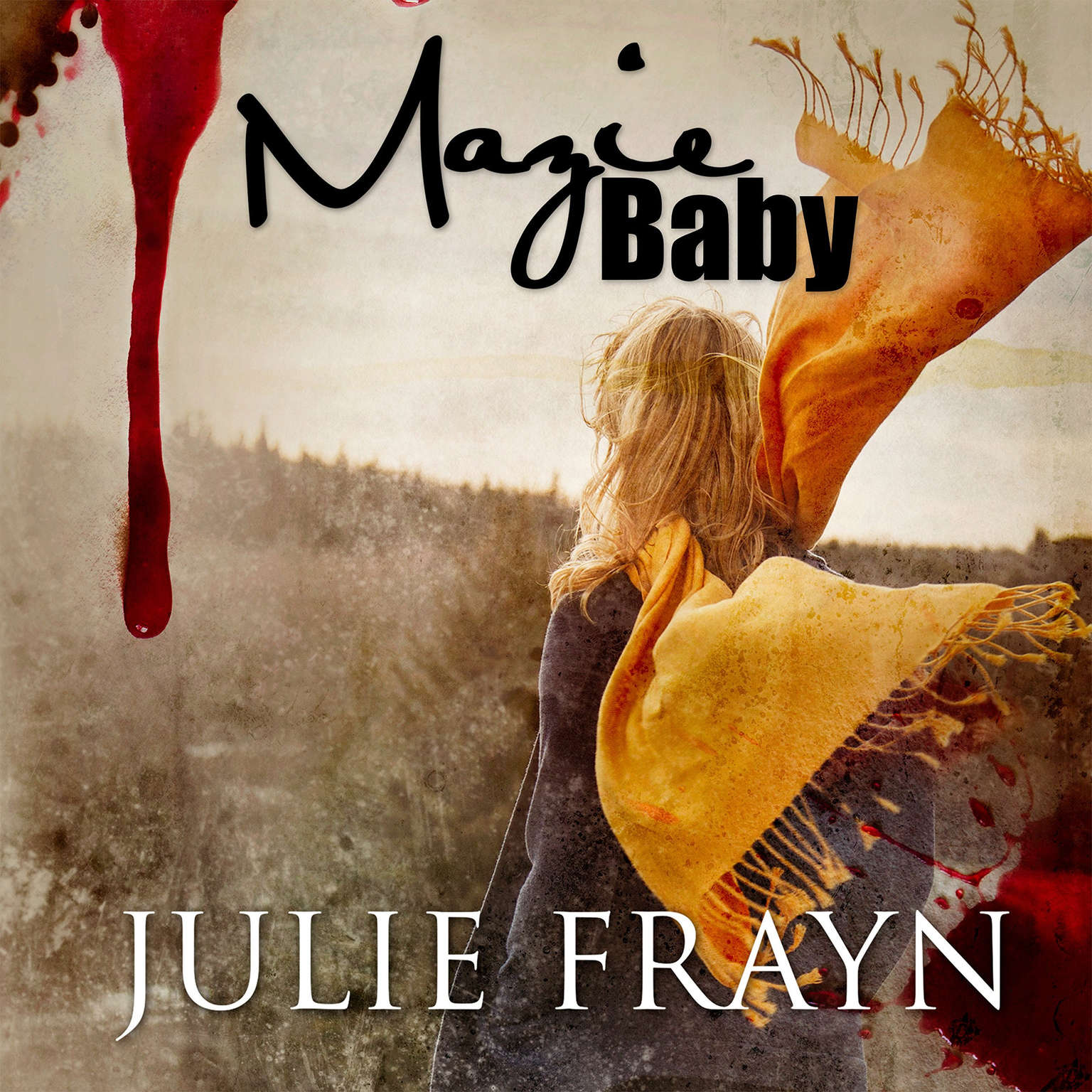Printable Mazie Baby Audiobook Cover Art
