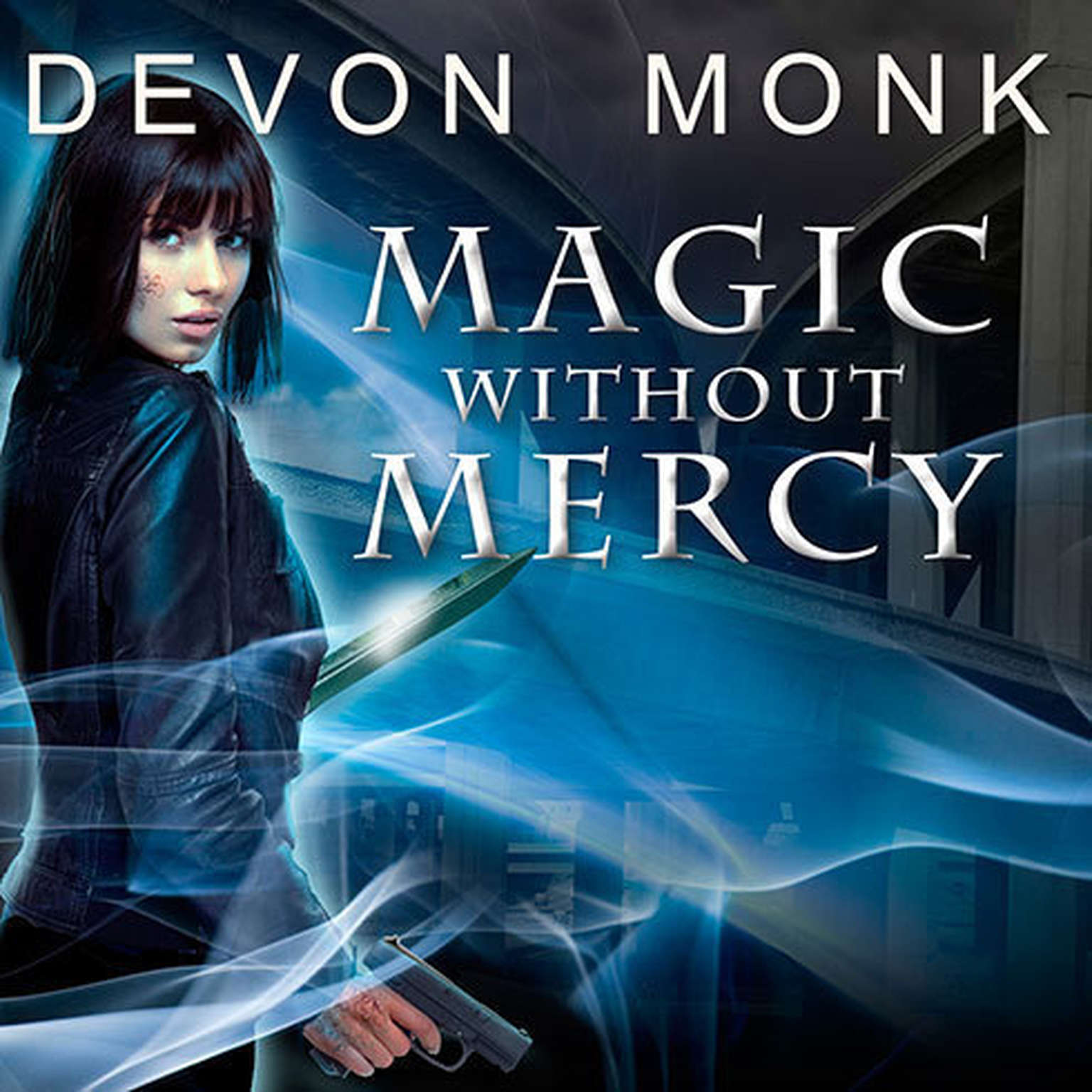 Printable Magic without Mercy Audiobook Cover Art