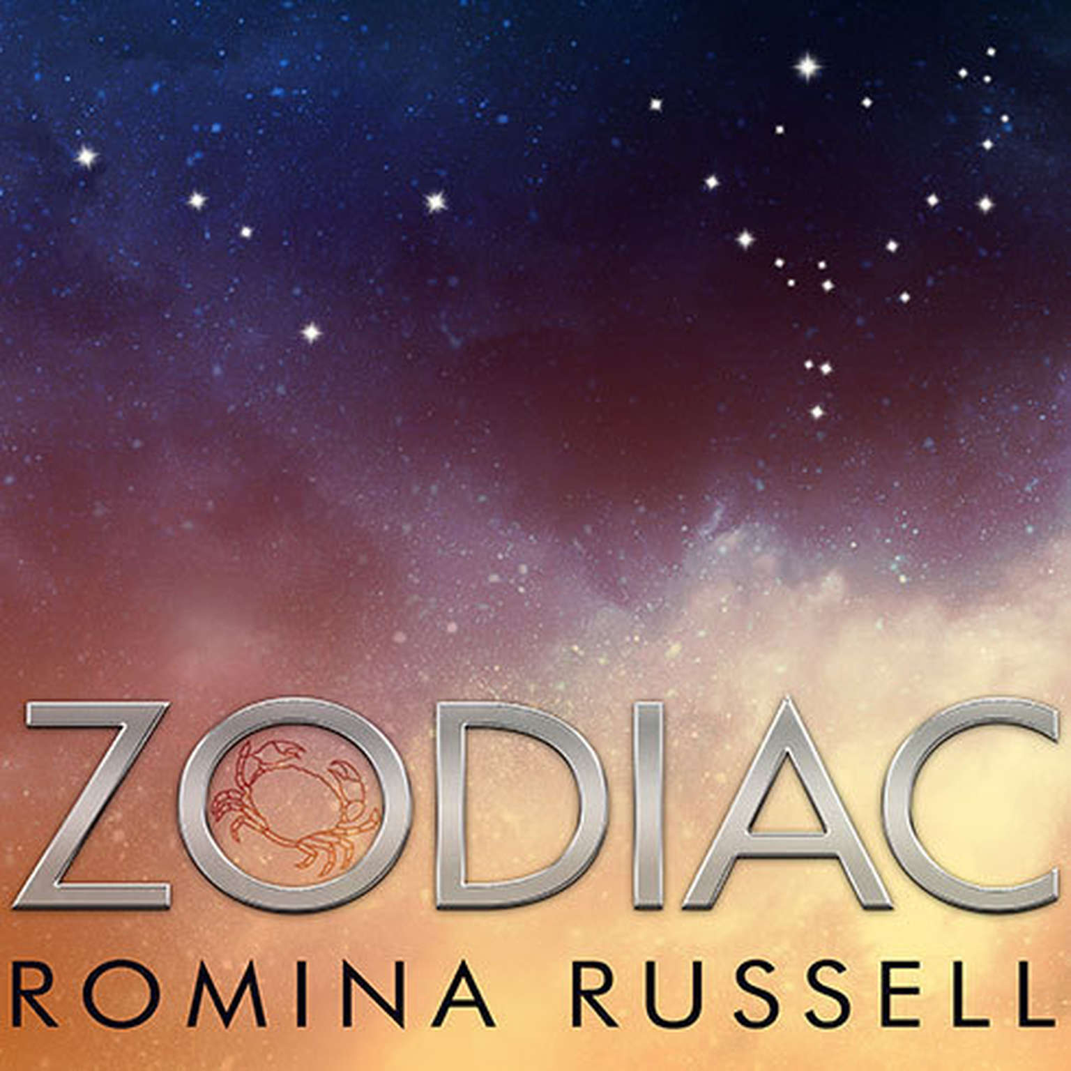 Printable Zodiac Audiobook Cover Art