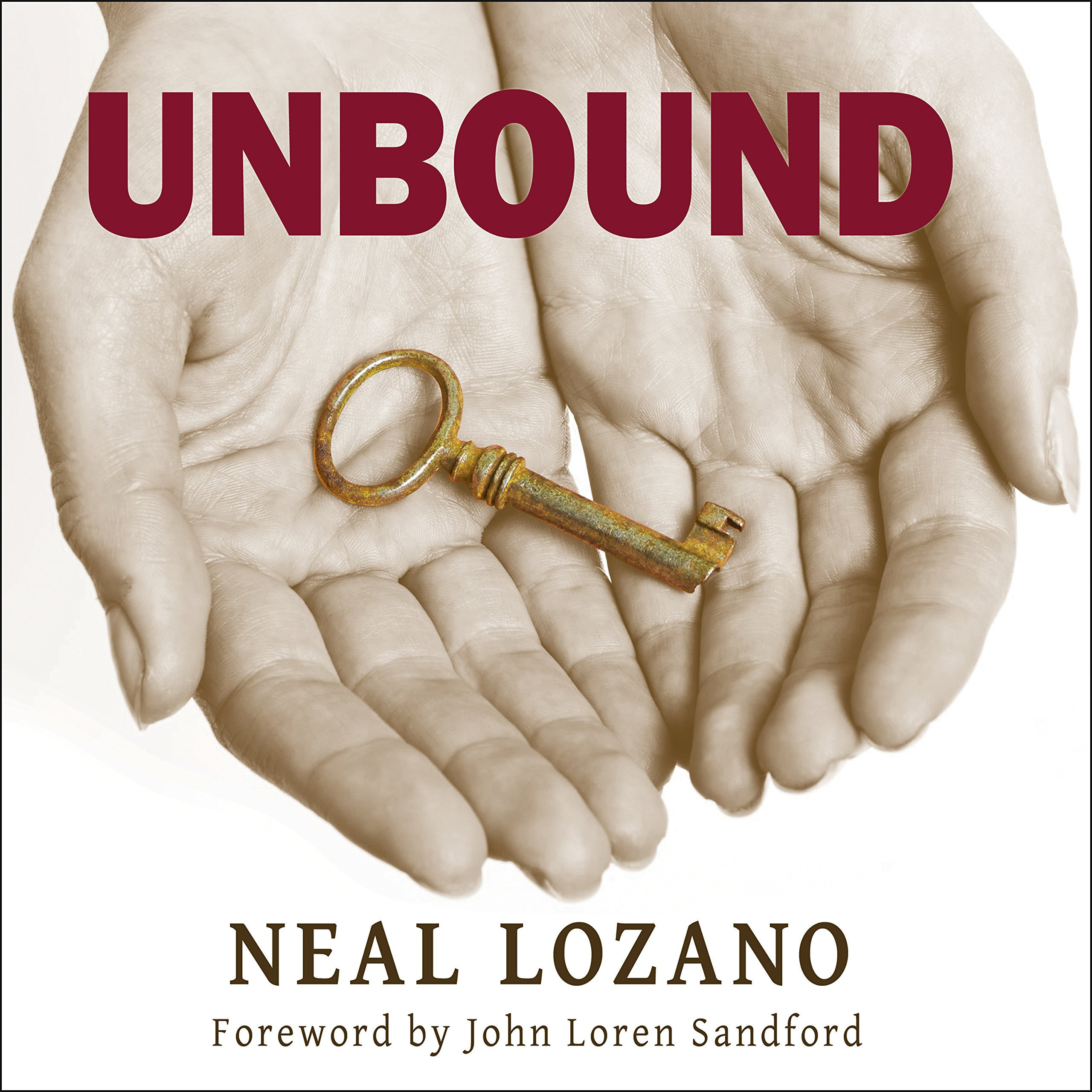 Printable Unbound: A Practical Guide to Deliverance Audiobook Cover Art