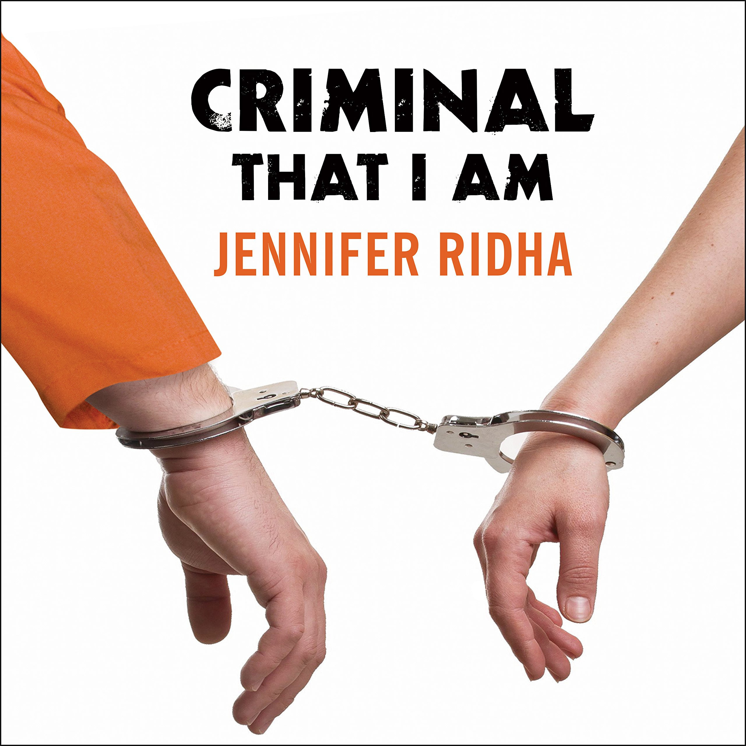 Printable Criminal That I Am:  A Memoir Audiobook Cover Art