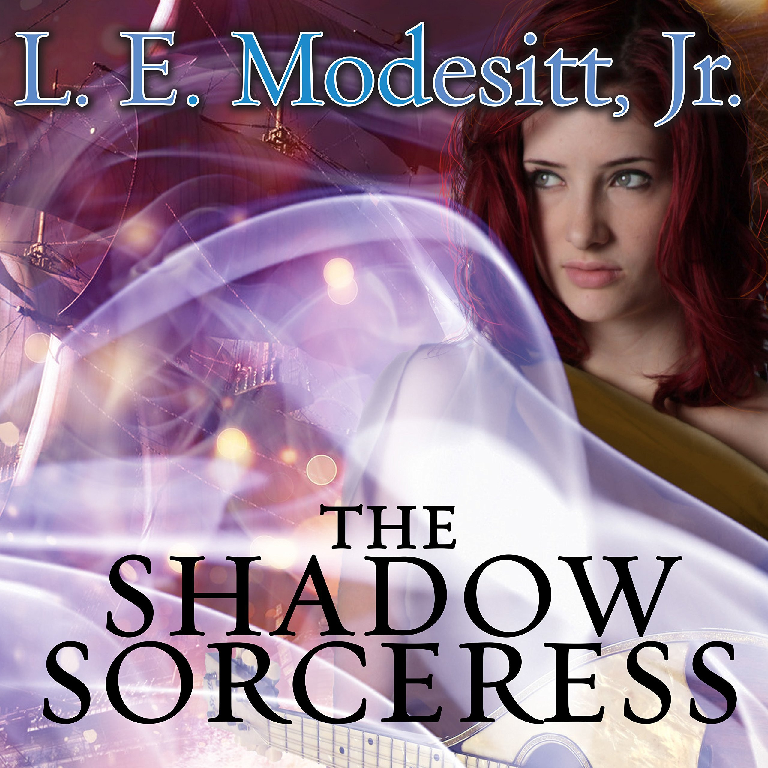 Printable The Shadow Sorceress: The Fourth Book of the Spellsong Cycle Audiobook Cover Art
