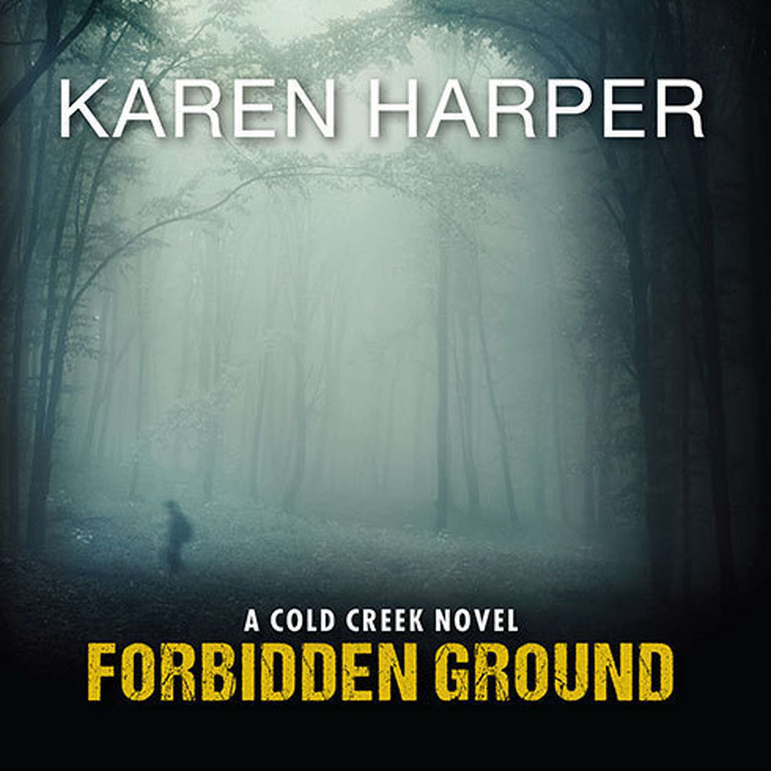 Printable Forbidden Ground Audiobook Cover Art