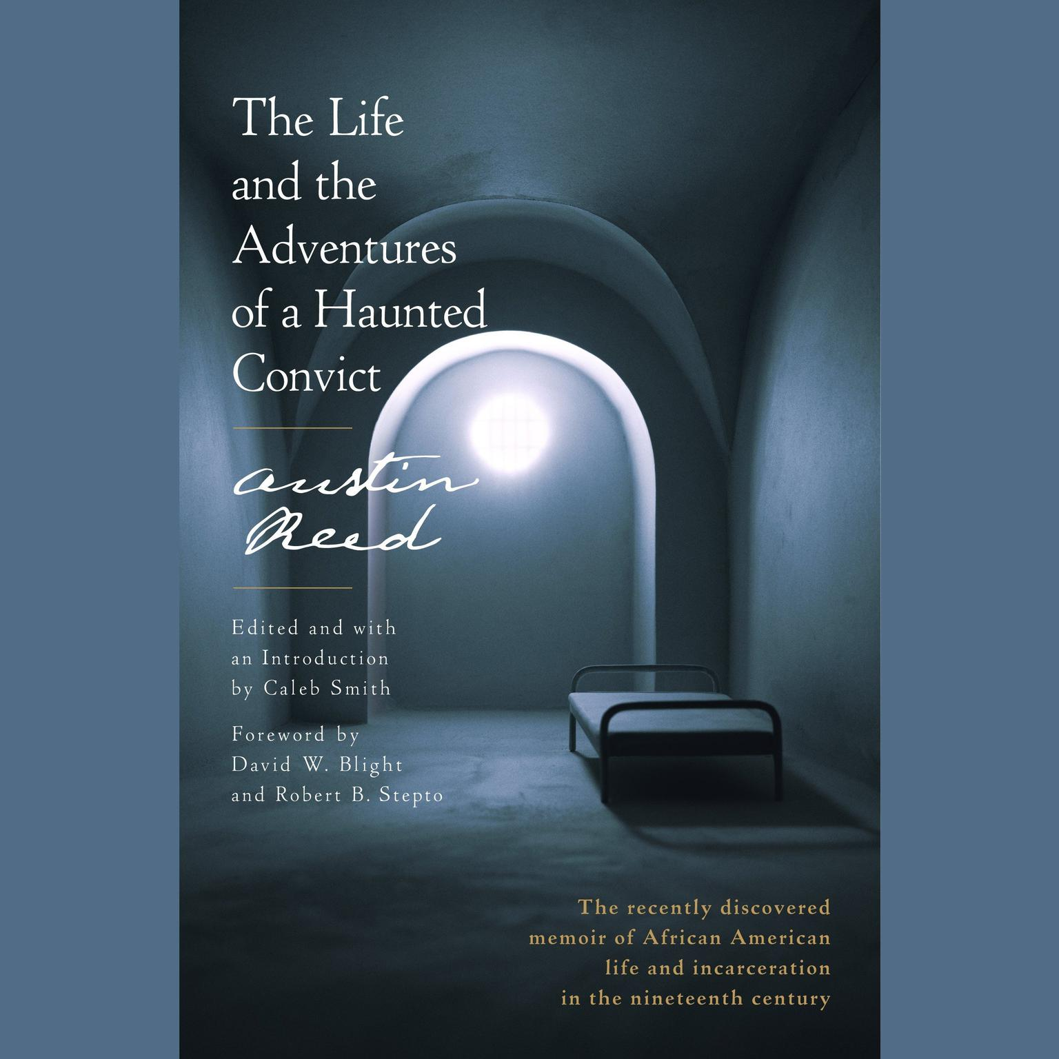 Printable The Life and the Adventures of a Haunted Convict Audiobook Cover Art